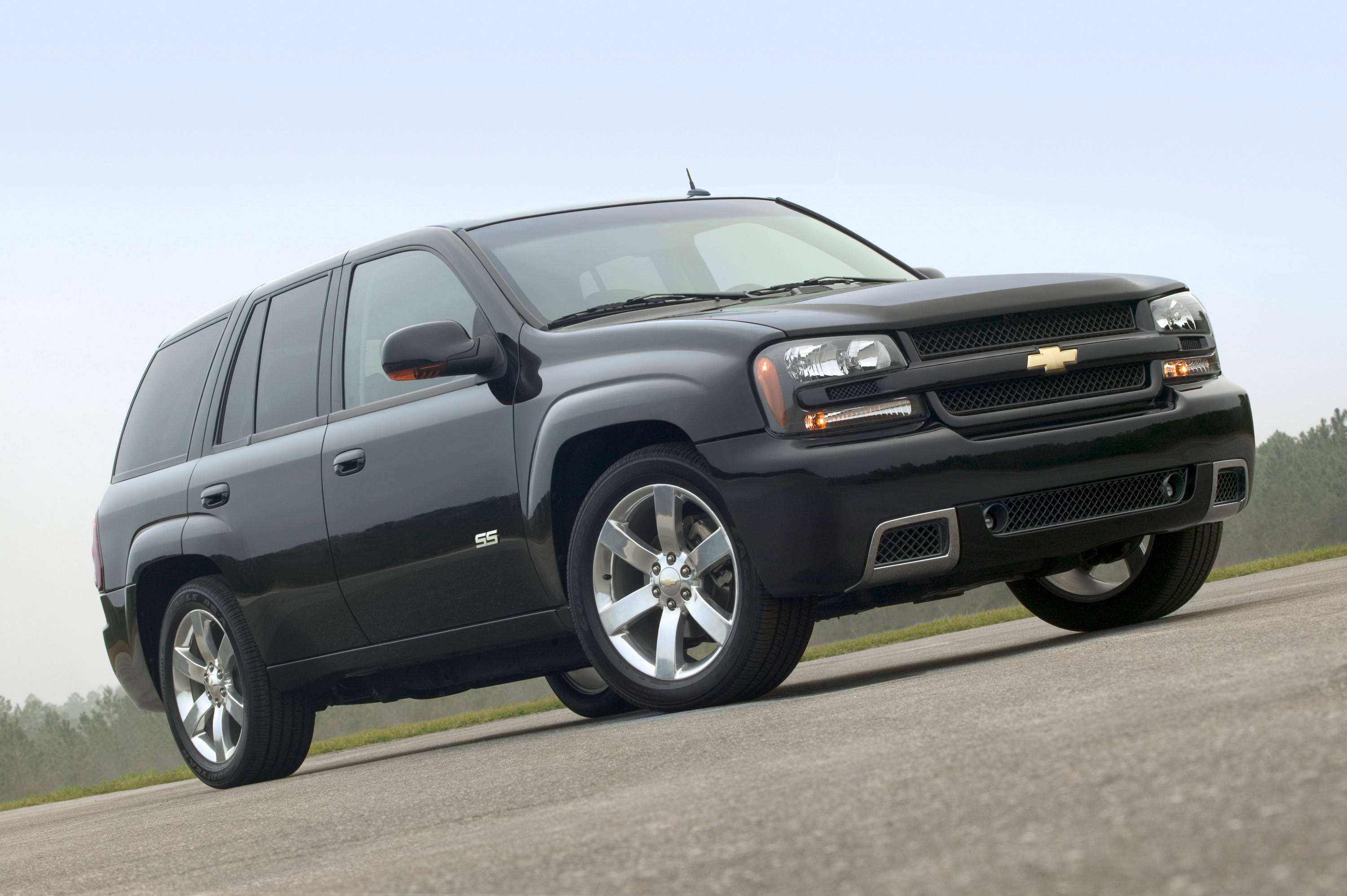 General Motors' troubles with safety recalls have surfaced in another case, this time with the company recalling a group of SUVs, including the 2006-2007 Chevrolet Trailblazer, for a third time to fix power window switches that can catch fire.