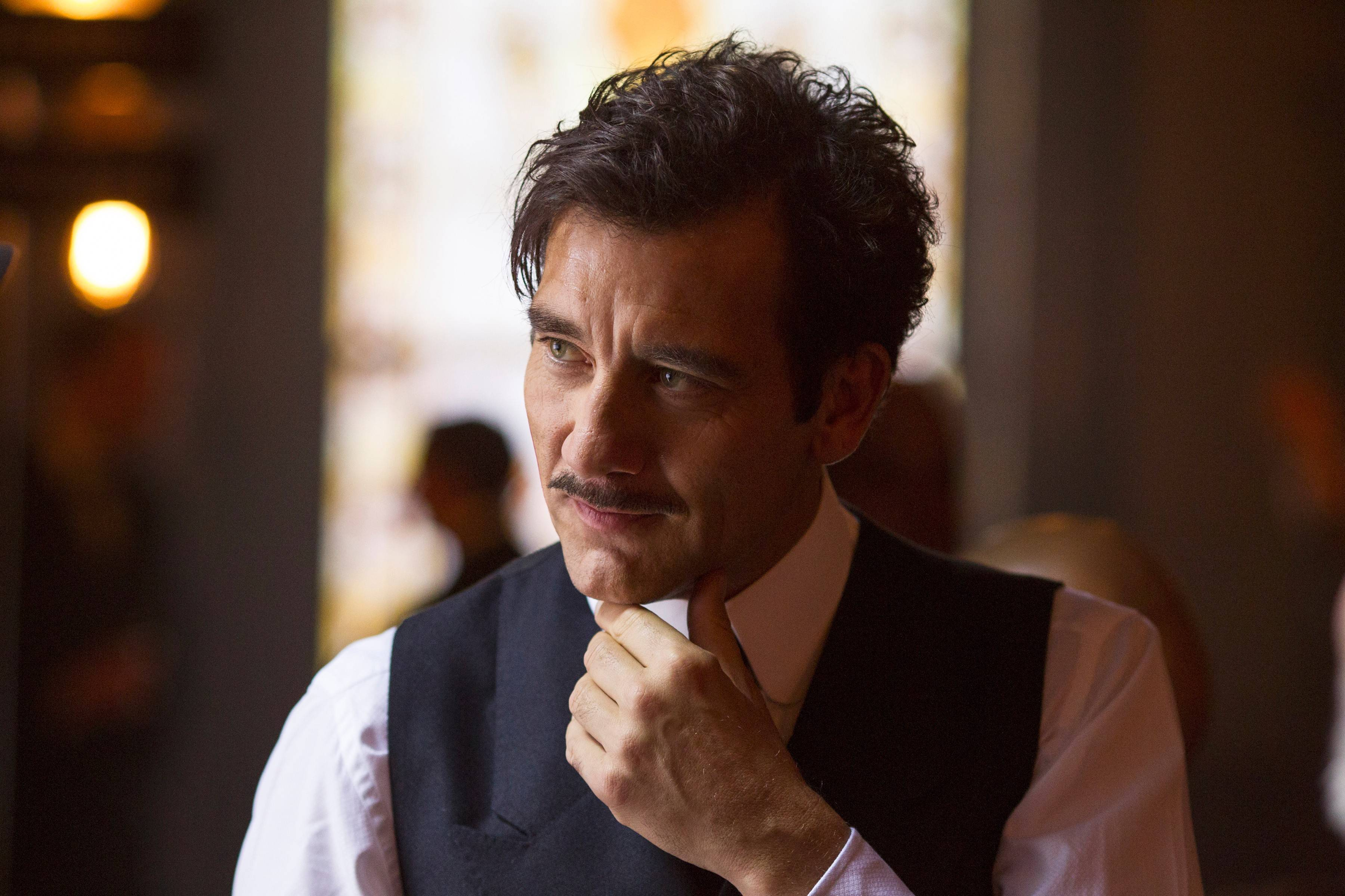 "Clive Owen stars as an arrogant early 20th-century surgeon in Cinemax's ""The Knick."""