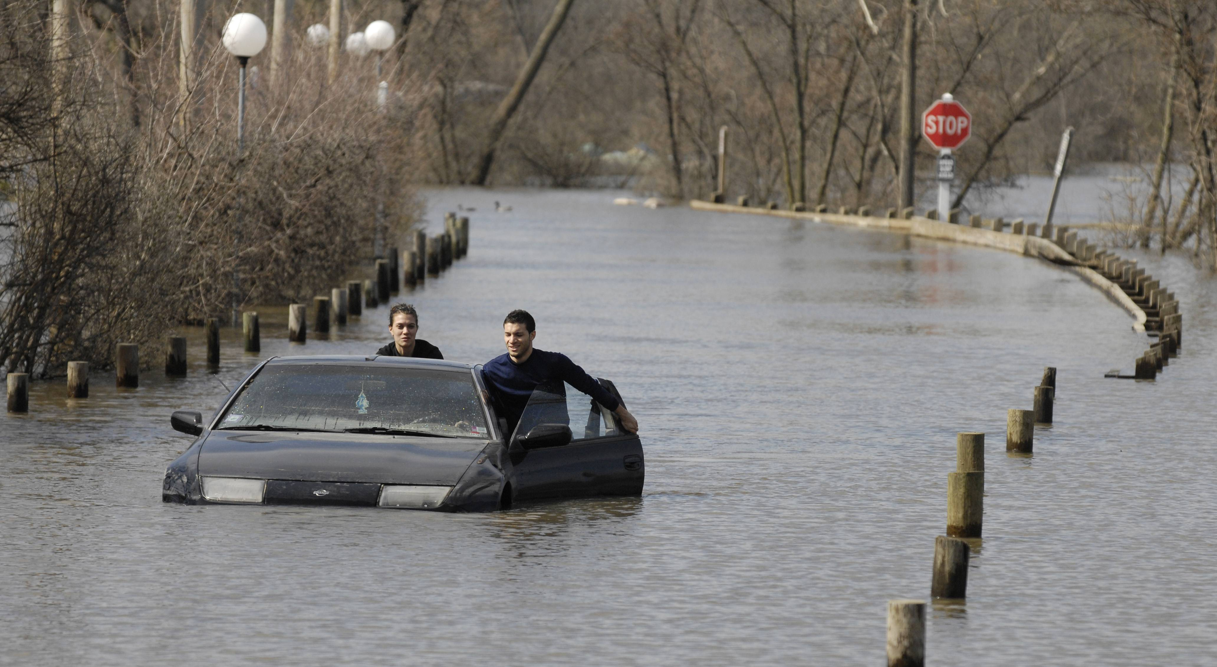 DuPage County will receive $18.9 million in federal grant money because of the widespread flooding of April 2013. The funding is in addition to the $7 million previously approved for the county.