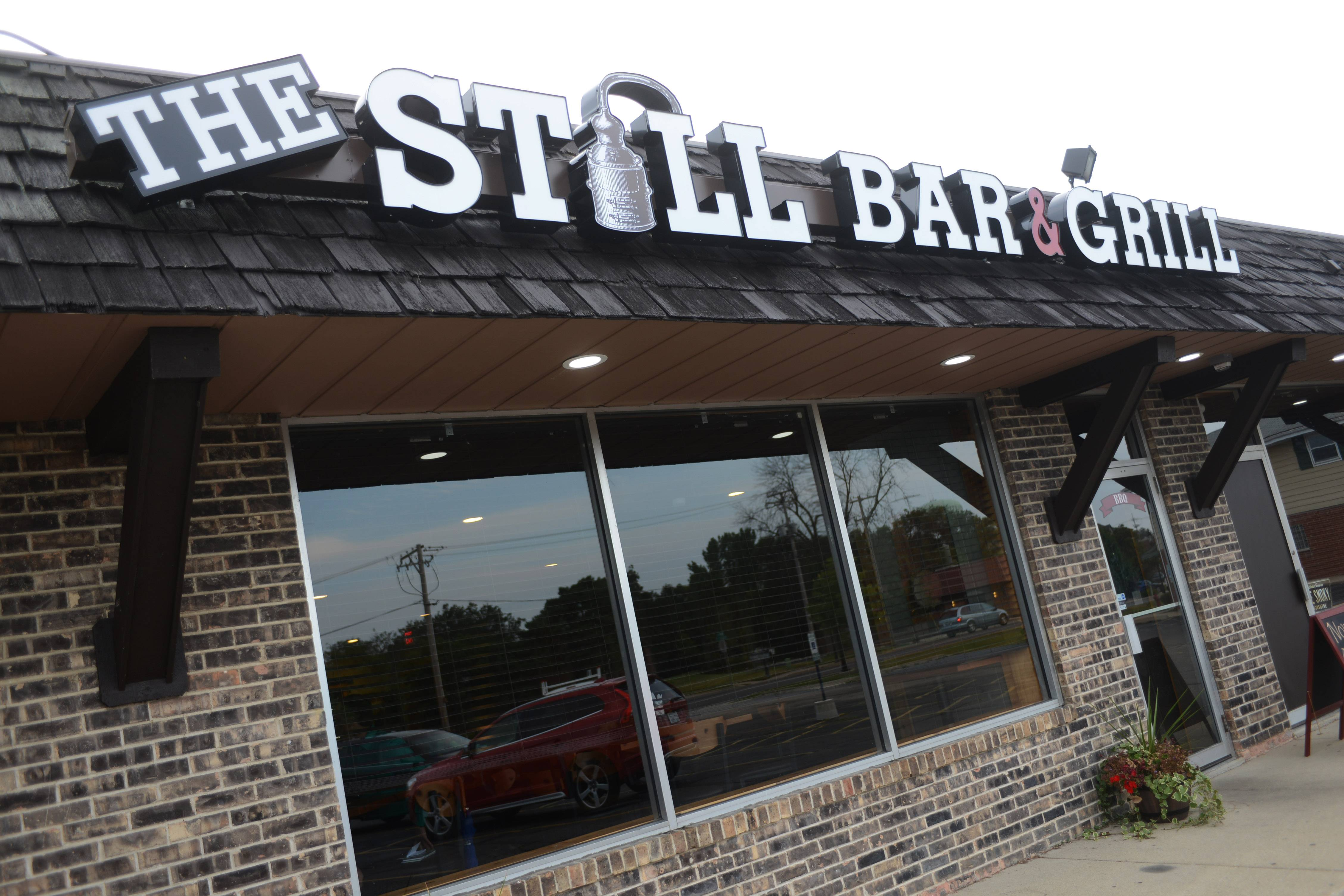 The Still Bar and Grill opened in June in Bartlett.