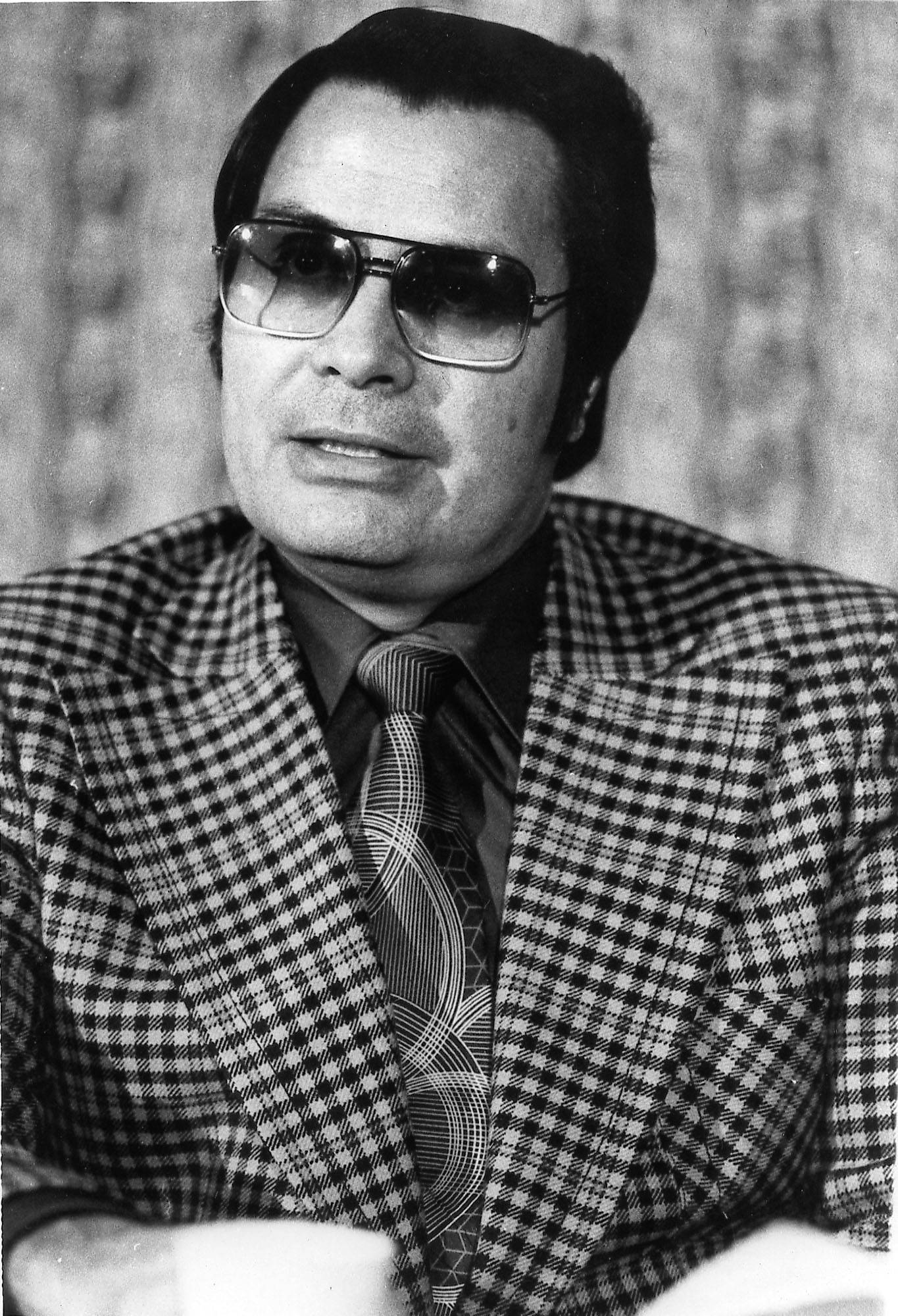 The Rev. Jim Jones, pastor of peoples Temple in San Francisco. The cremated remains of nine victims of a 1978 mass cult suicide-murder in Jonestown, Guyana, have turned up in a former funeral home in Delaware, officials said Thursday, Aug. 7, 2014.