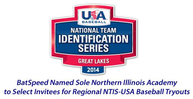Batspeed Academy/Lakeside Legends affiliated with NTIS-USA Baseball