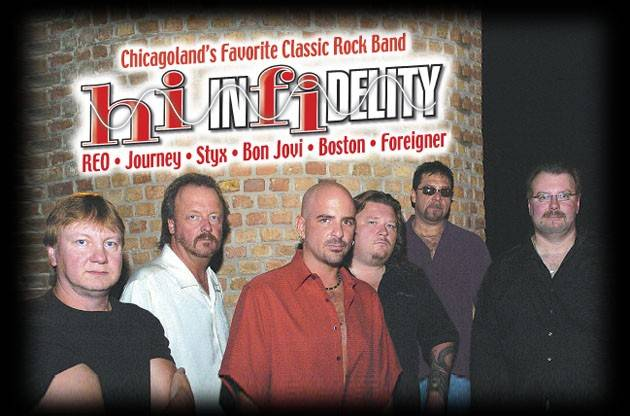 "The Hoffman Estates Arts Commission and the Hoffman Estates Park District host Hi Infidelity at 7 p.m. Thursday, Aug. 14, as the final performance in the 2014 ""Summer Sounds on the Green"" concert series."