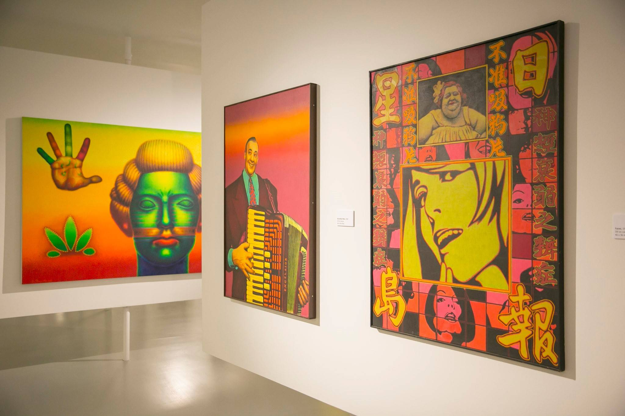 Visit the newly opened Ed Paschke Art Center in Chicago's Jefferson Park neighborhood.