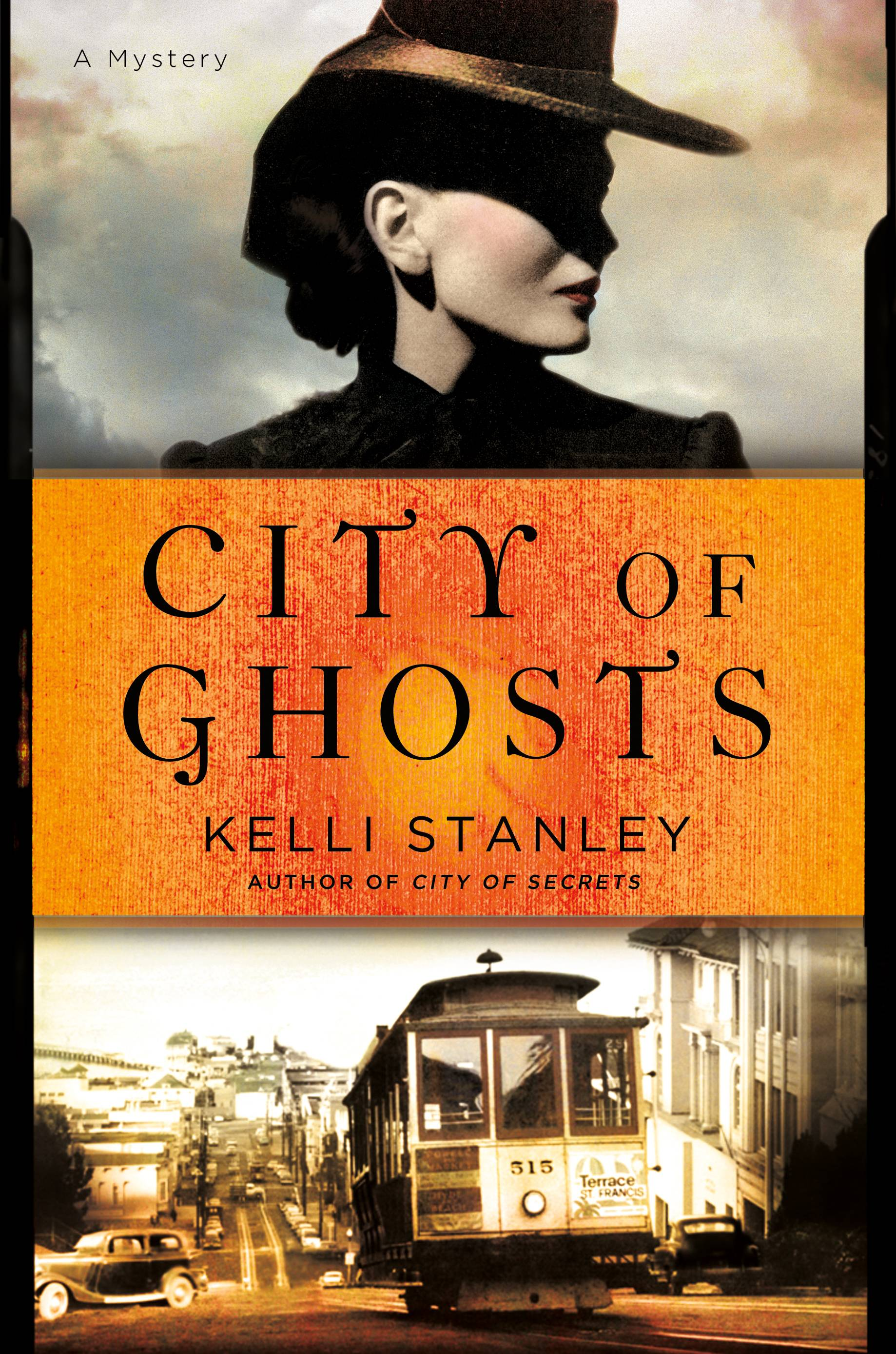"Kelli Stanley captures the essence of San Francisco and private detective Miranda Corbie in the years just before World War II in ""City of Ghosts."""