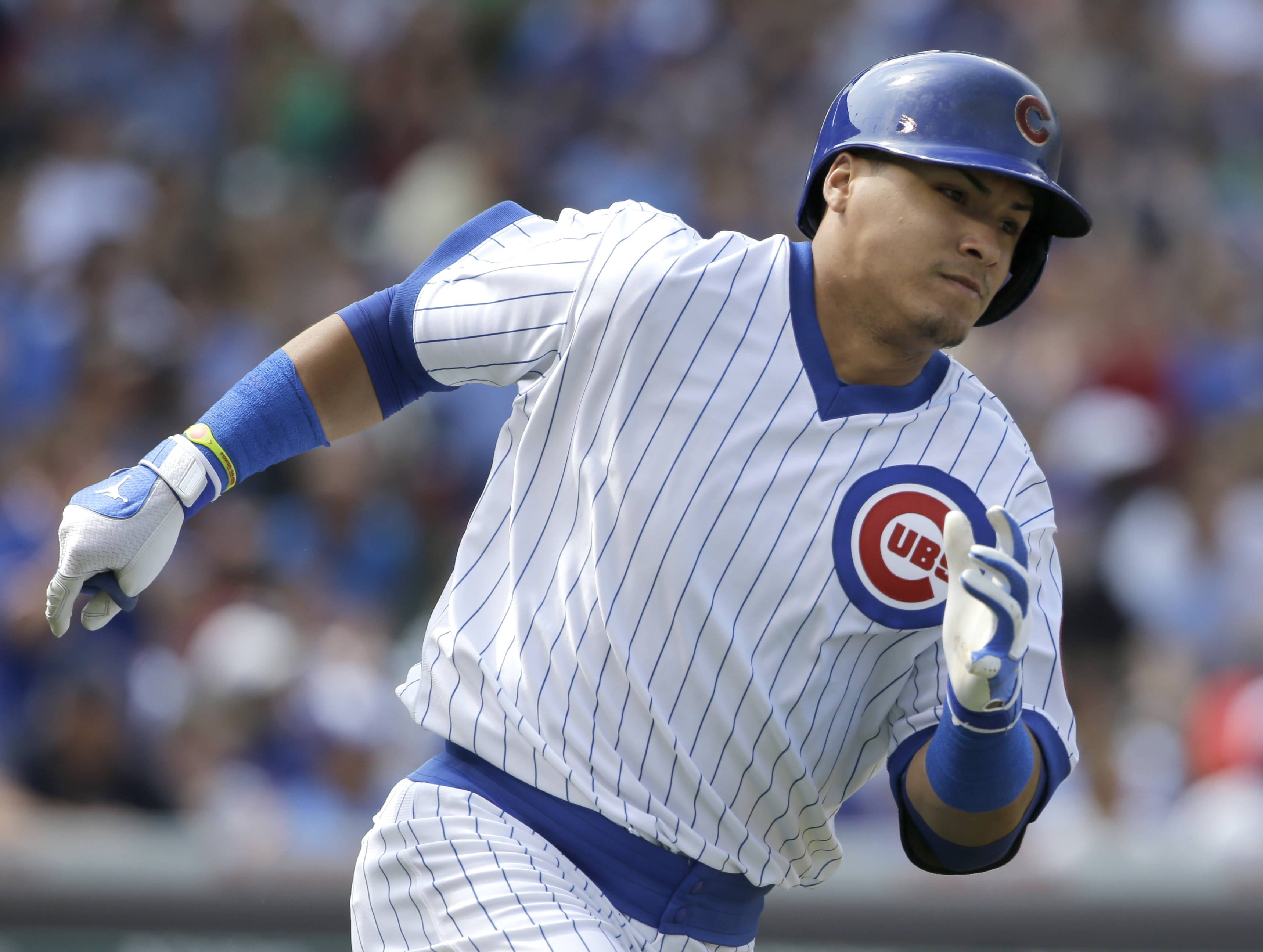 Even Cubs broadcaster Len Kasper was surprised when the team promoted Javier Baez last week from Class AAA.