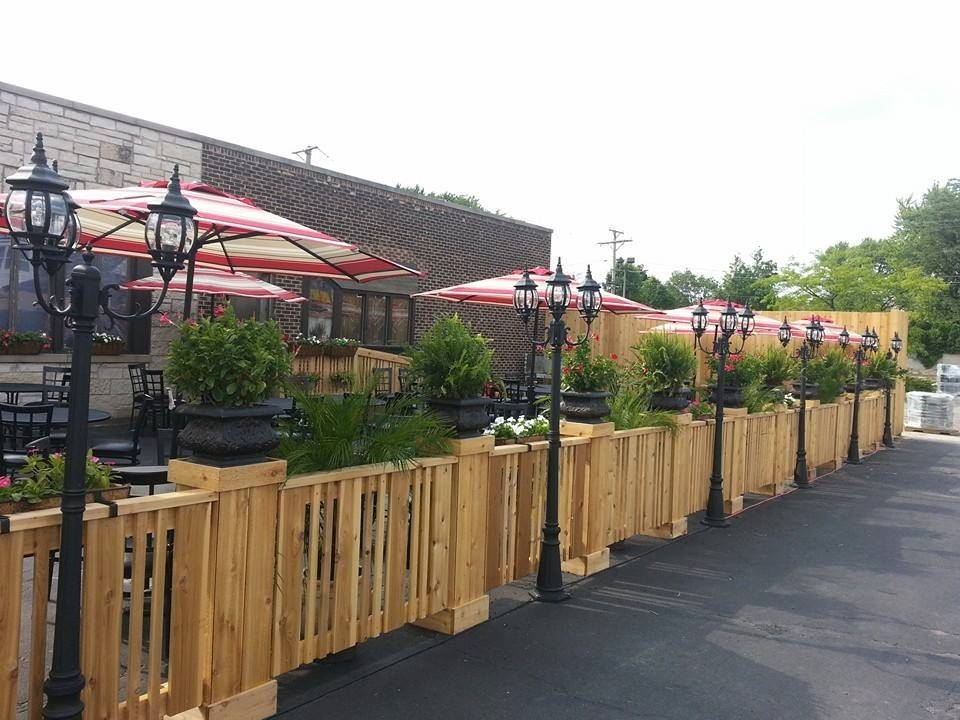 Though the Black Ram Restaurant in Des Plaines received permission to install a new outdoor dining patio, the owners say they're upset the necessary approvals from city officials didn't come sooner.