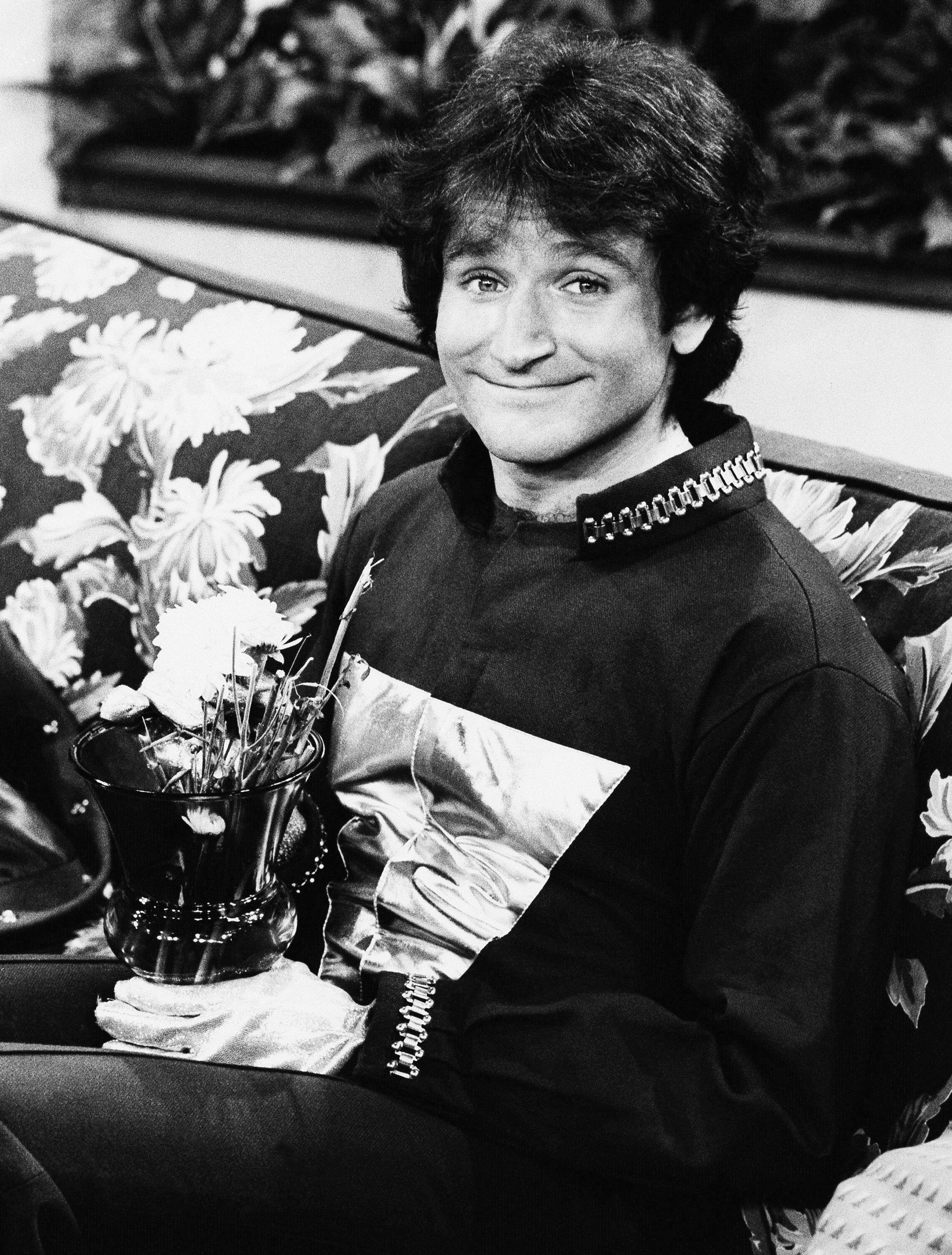 "One of Robin Williams' most beloved roles, which rocketed him to fame was that of Mork in ""Mork and Mindy."""
