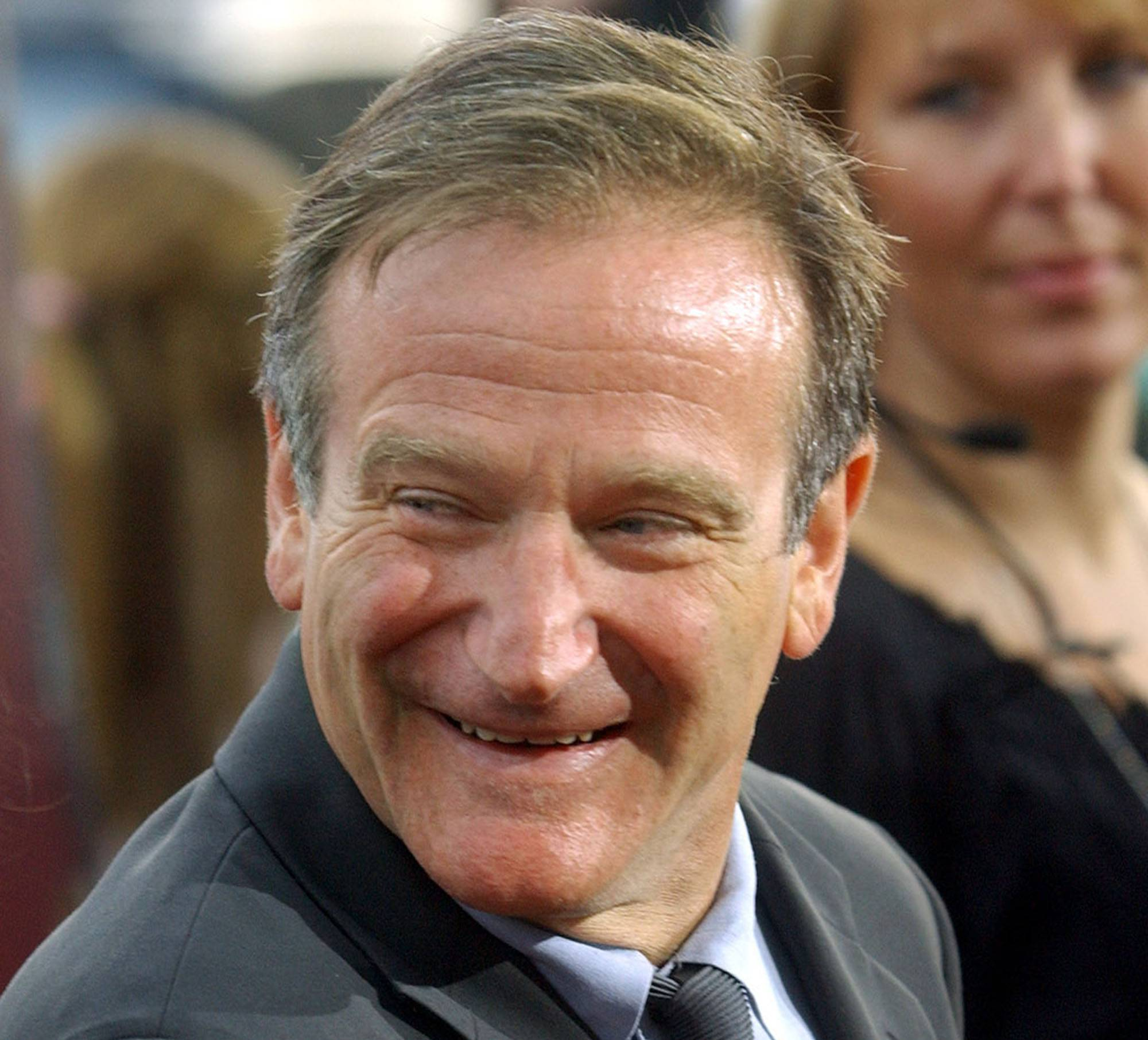 Robin Williams was found dead this morning at his California home, the Marin County sheriff's office says.