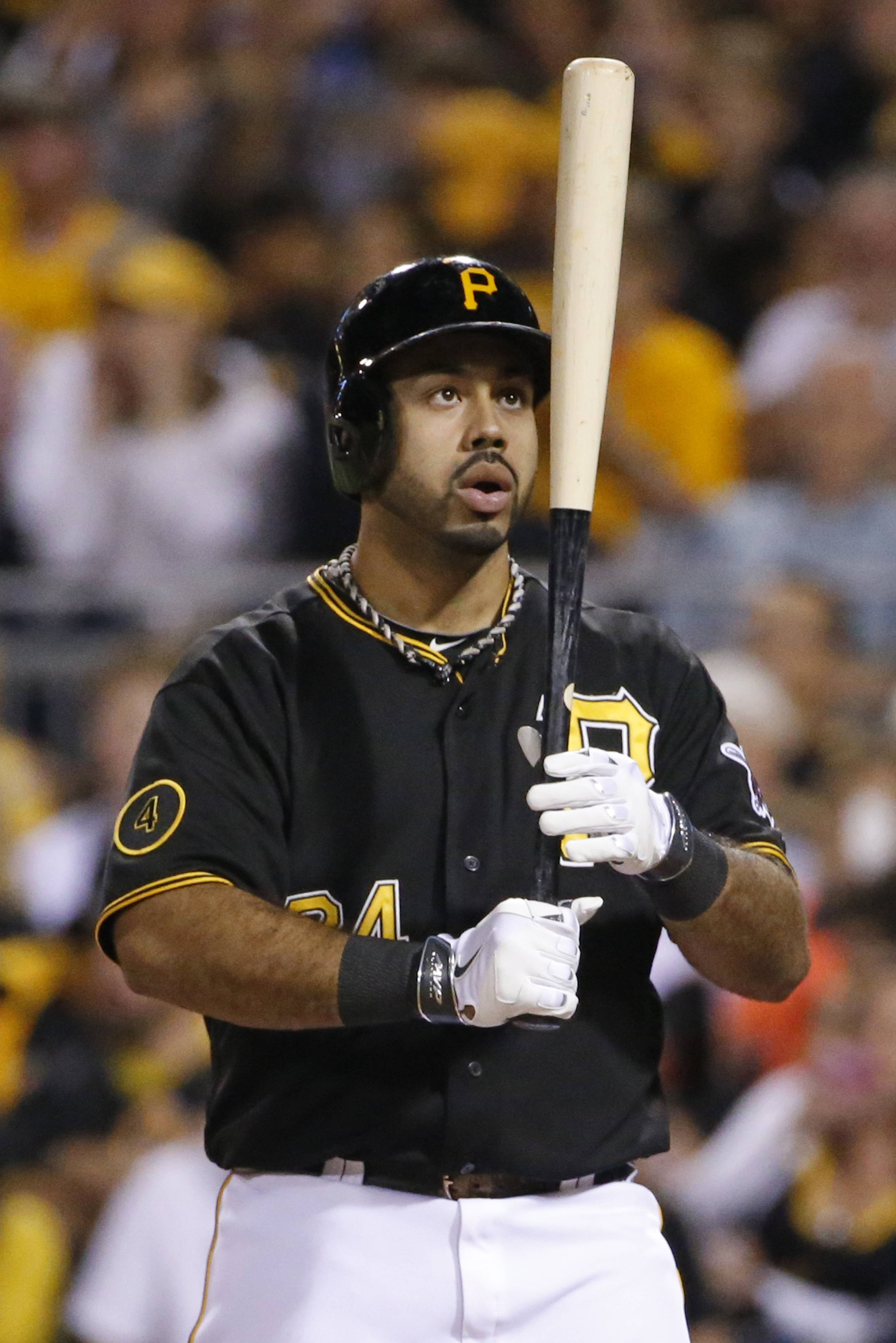 Could it be the White Sox are targeting Pirates power-hitting third baseman Pedro Alvarez to replace Adam Dunn in the lineup next season?