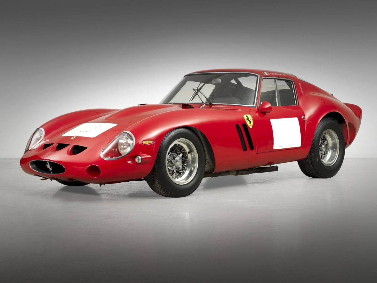 This Ferrari 250 GTO Berlinetta owned by the scion of a wealthy Italian family for 49 years may race off as the world's most expensive car when it's auctioned for as much as $75 million.