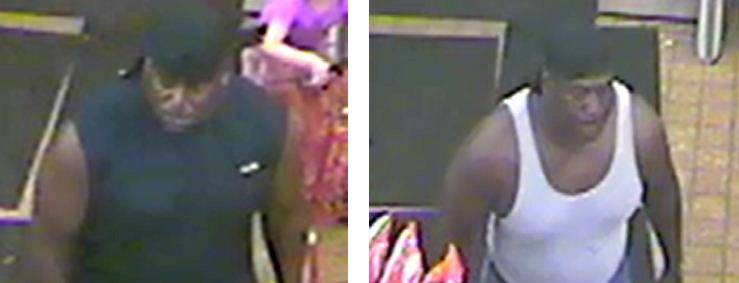 Elgin police are asking for the public's help in identifying a man they said robbed a Family Dollar store June 3 and Aug. 2.