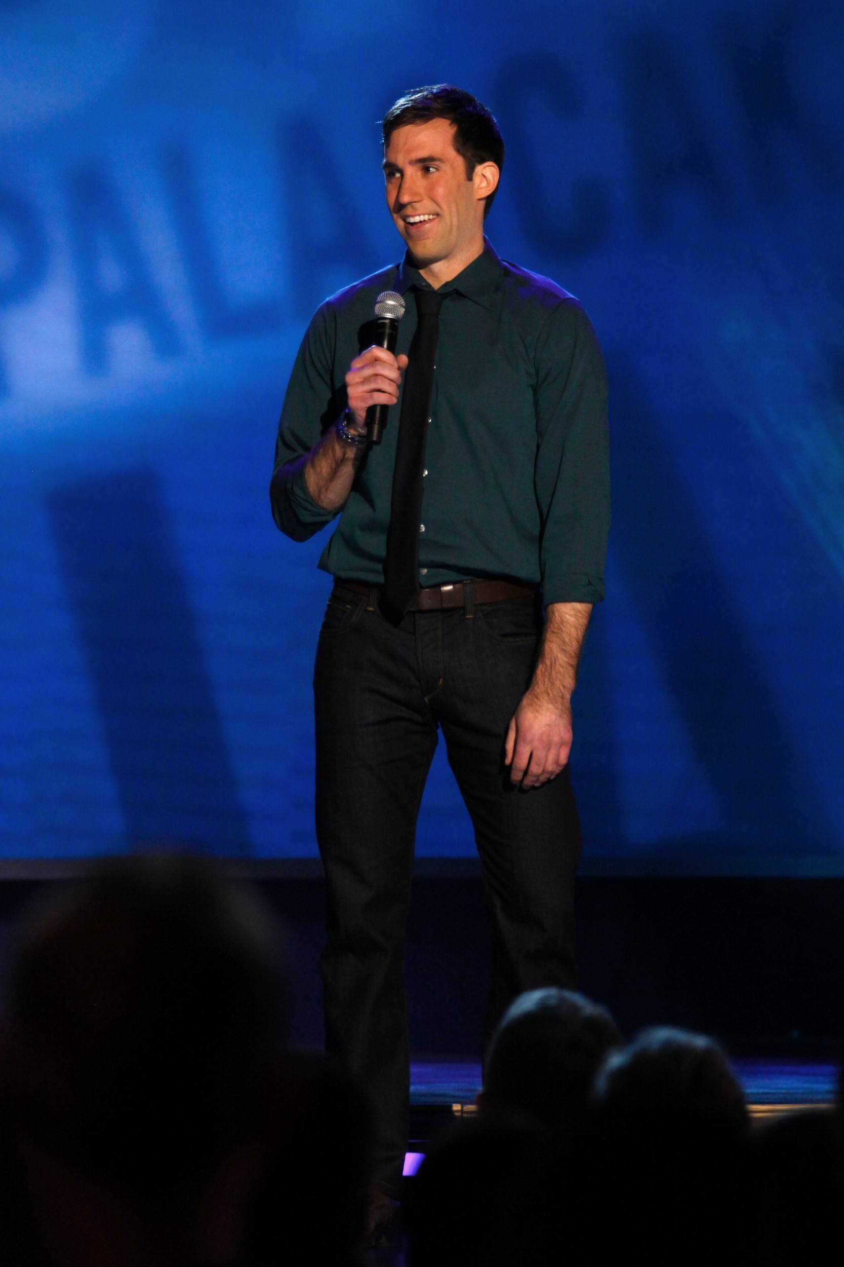 Comedian Michael Palascak returns to Zanies Comedy Club at Pheasant Run Resort in St. Charles from Wednesday, Aug. 13, through Saturday, Aug. 16.
