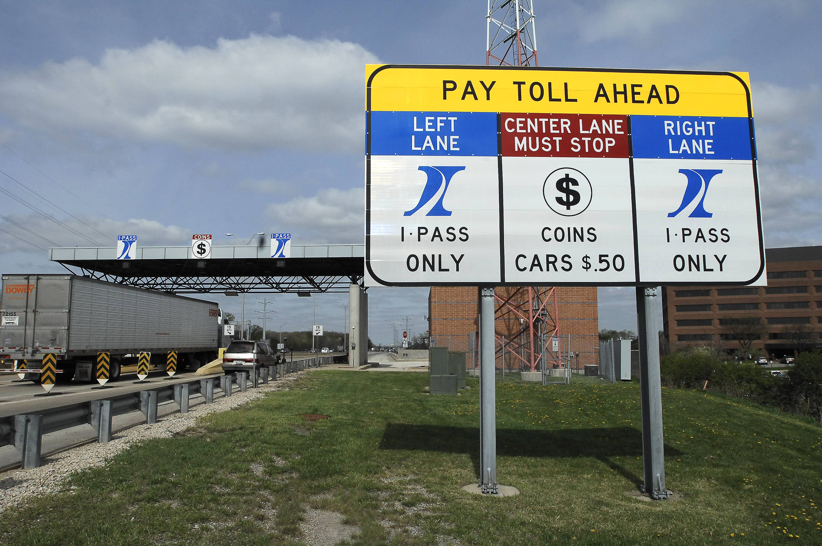 "A suburban businessman says his company was unfairly placed on an Illinois Tollway list of ""super scofflaws."""