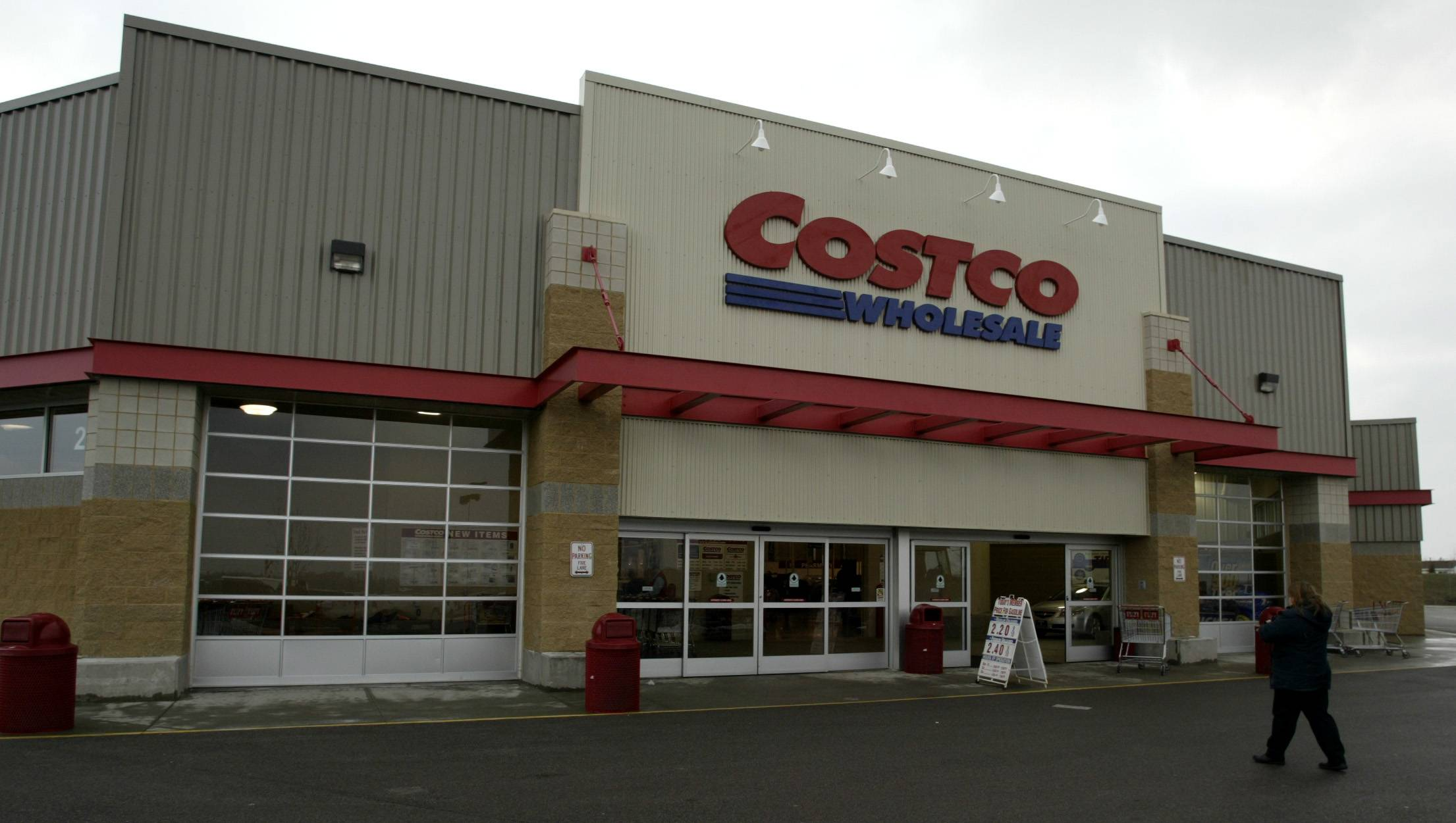 Costco, which opened July 2004 along Randall Road in Lake in the Hills, received a $1.6 million reimbursement from the village from sales tax revenues as an incentive to build the 136,000-square-foot store. The incentive helped offset costs associated with preparing the site for development, including significant grading work and construction of a large retaining wall.