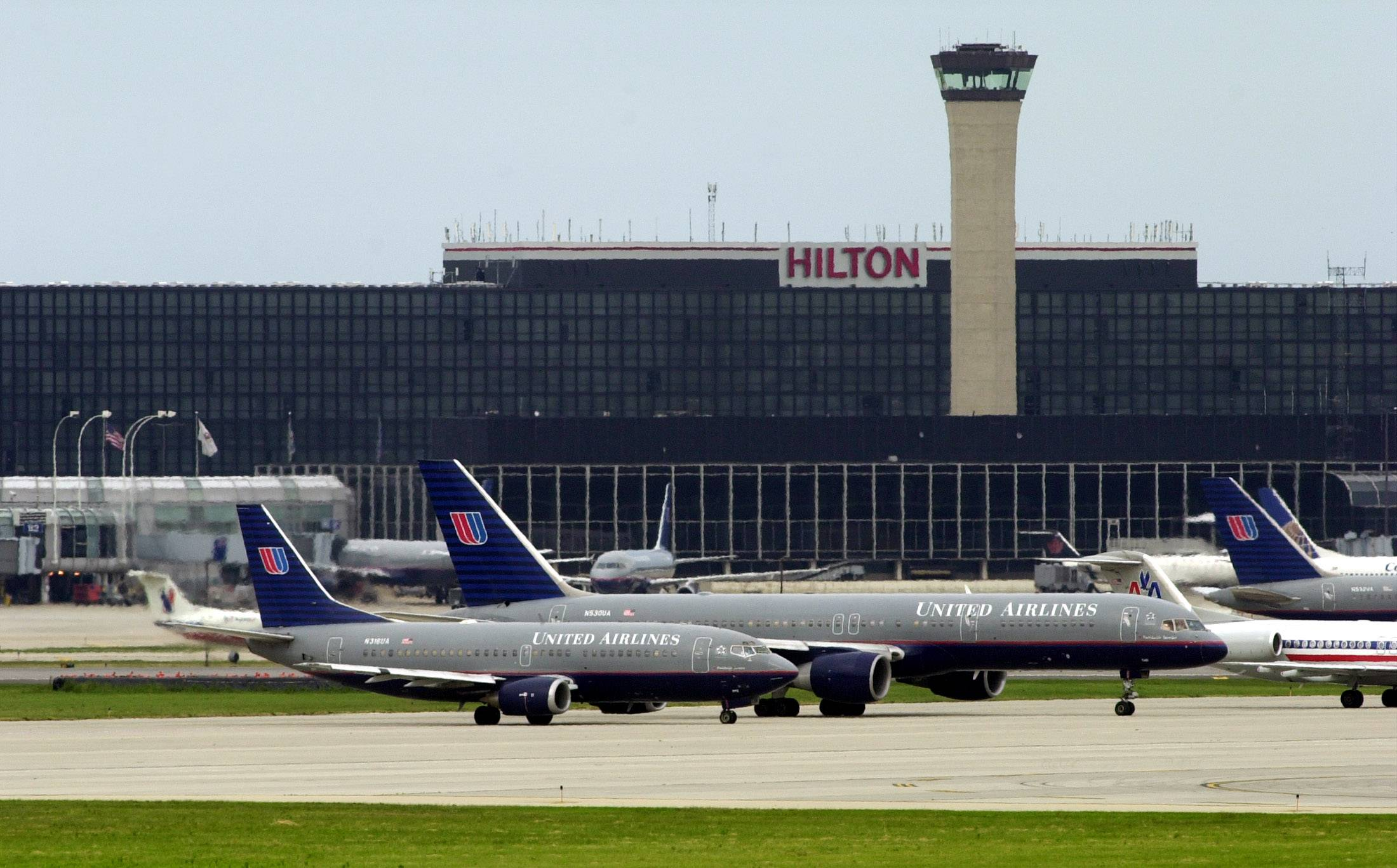 The amount of cargo moving through Chicago's O'Hare International Airport is increasing, as the city expands runway capacity and builds new cargo facilities.