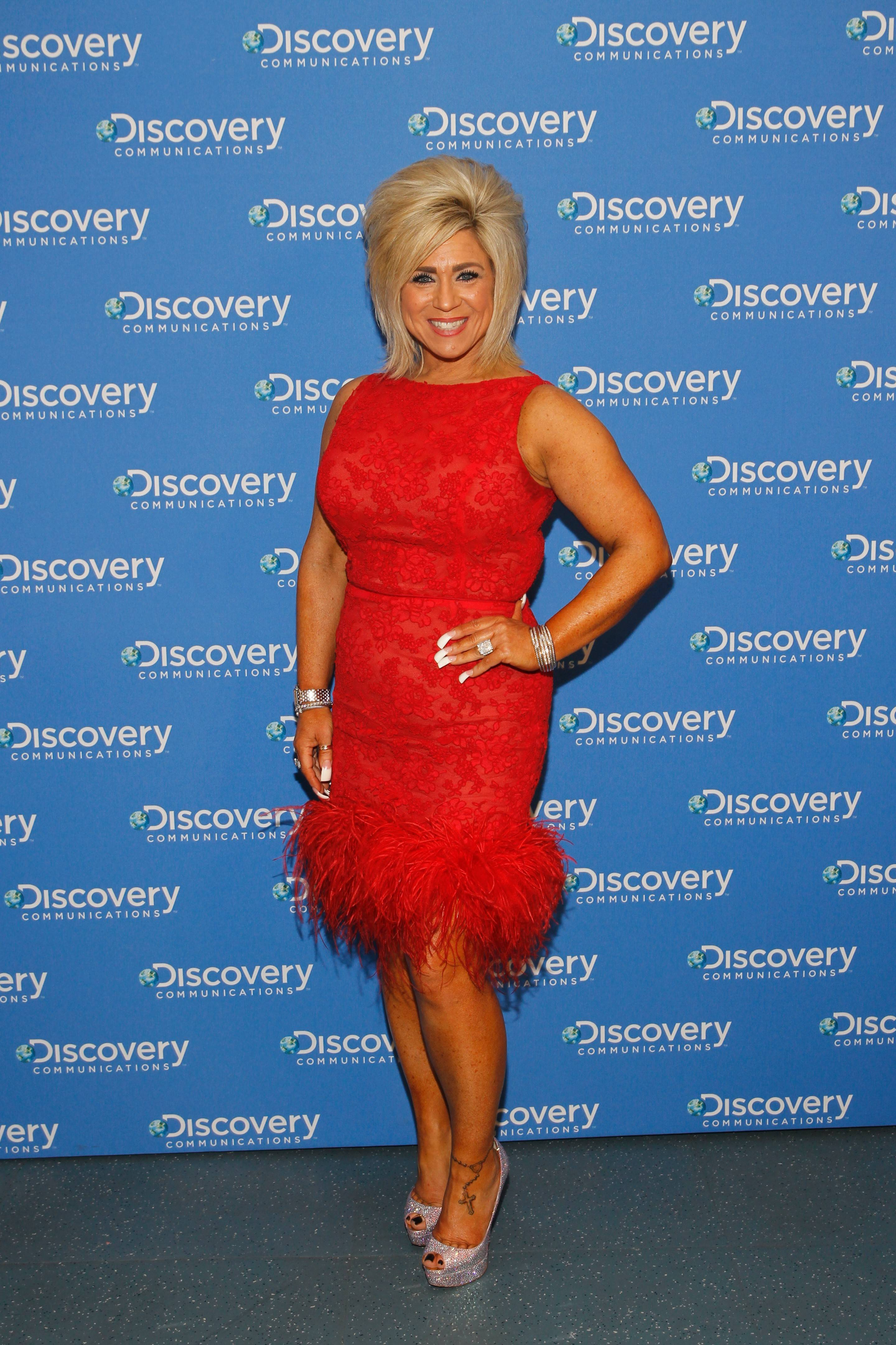"Theresa Caputo, from TLC's ""Long Island Medium,"" will appear at the Genesee Theatre in Waukegan in October."