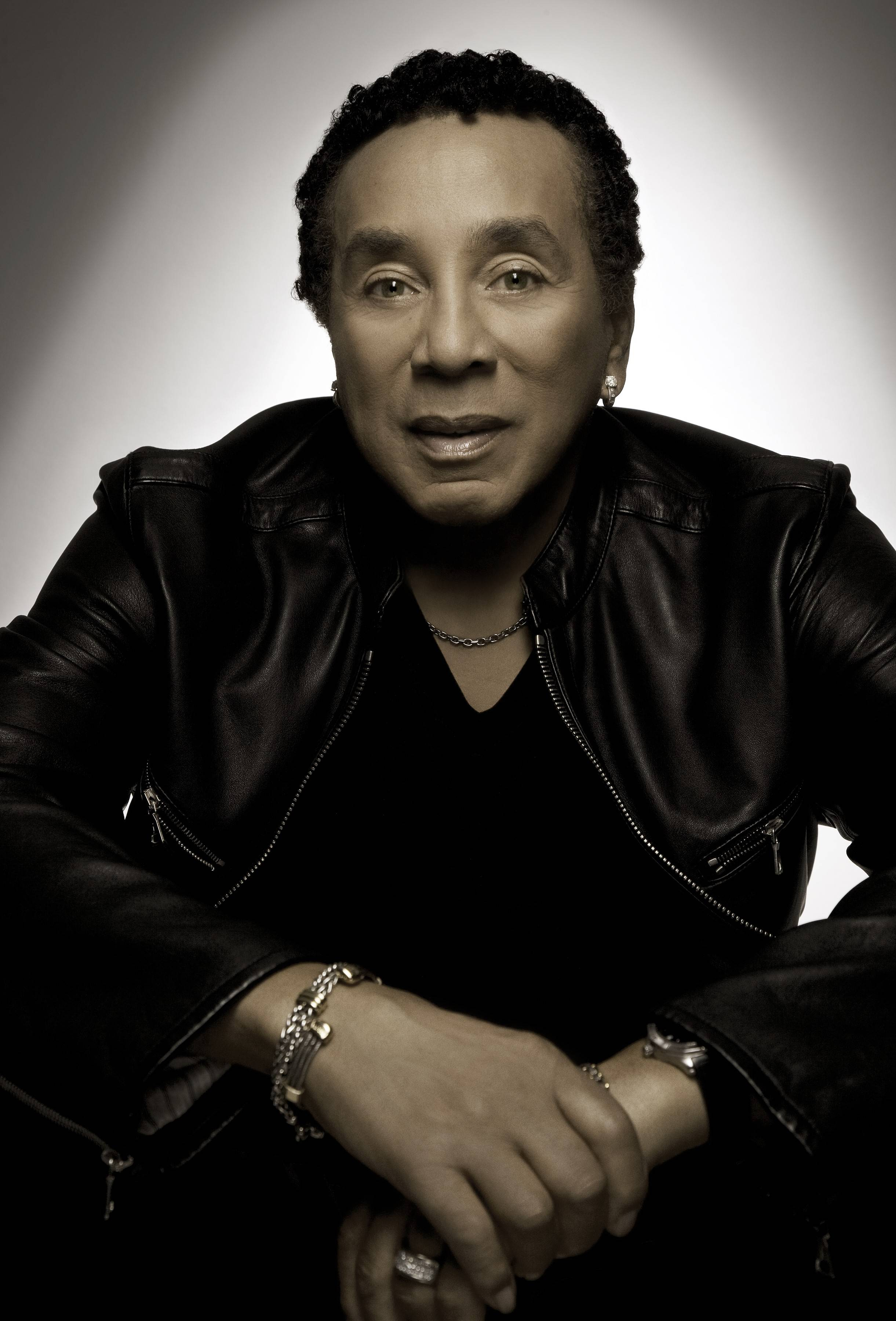 Smokey Robinson will perform in concert at the Genesee Theatre in Waukegan.