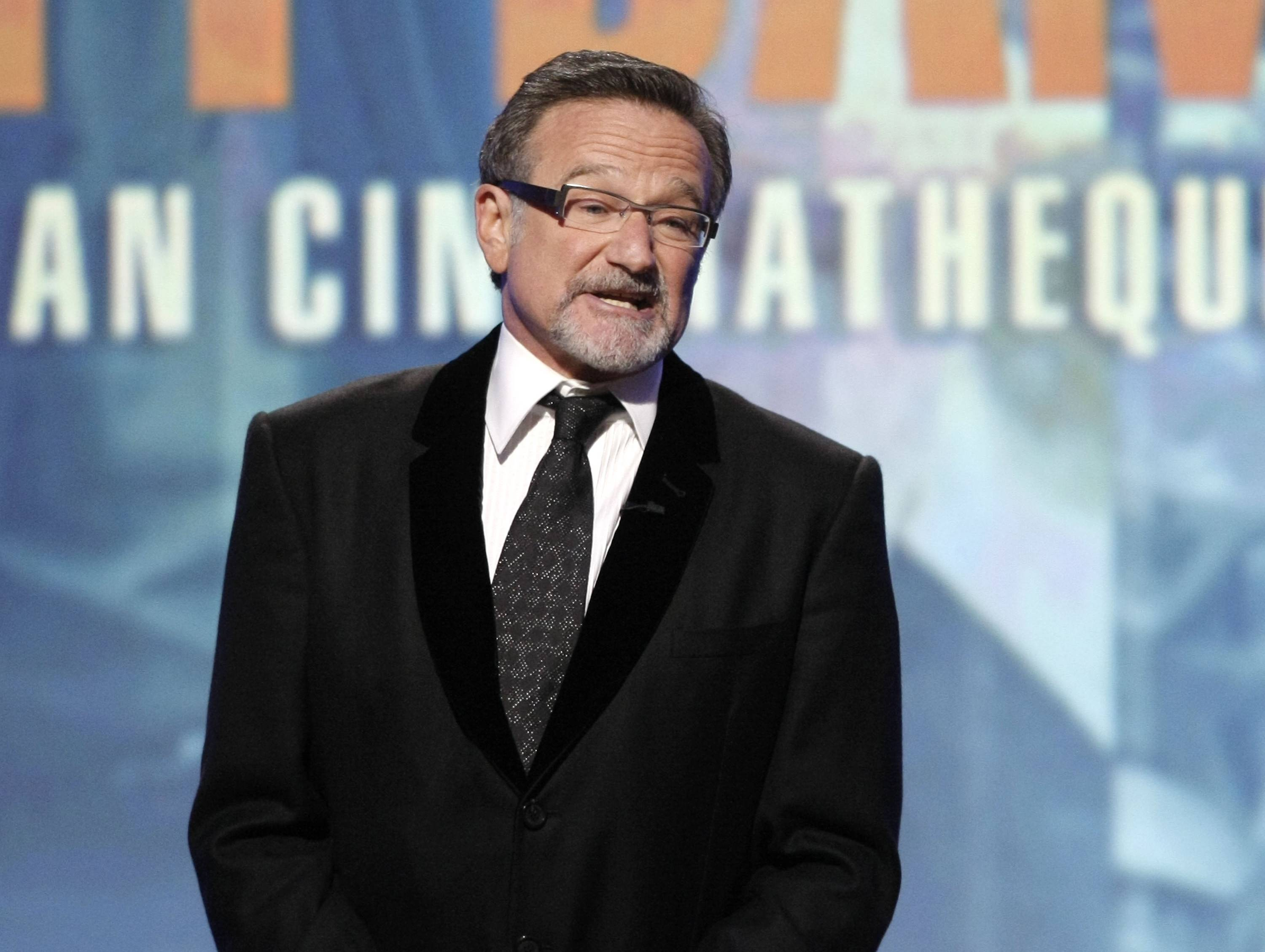 Robin Williams, whose free-form comedy and adept impressions dazzled audiences for decades, died Monday. He was 63.
