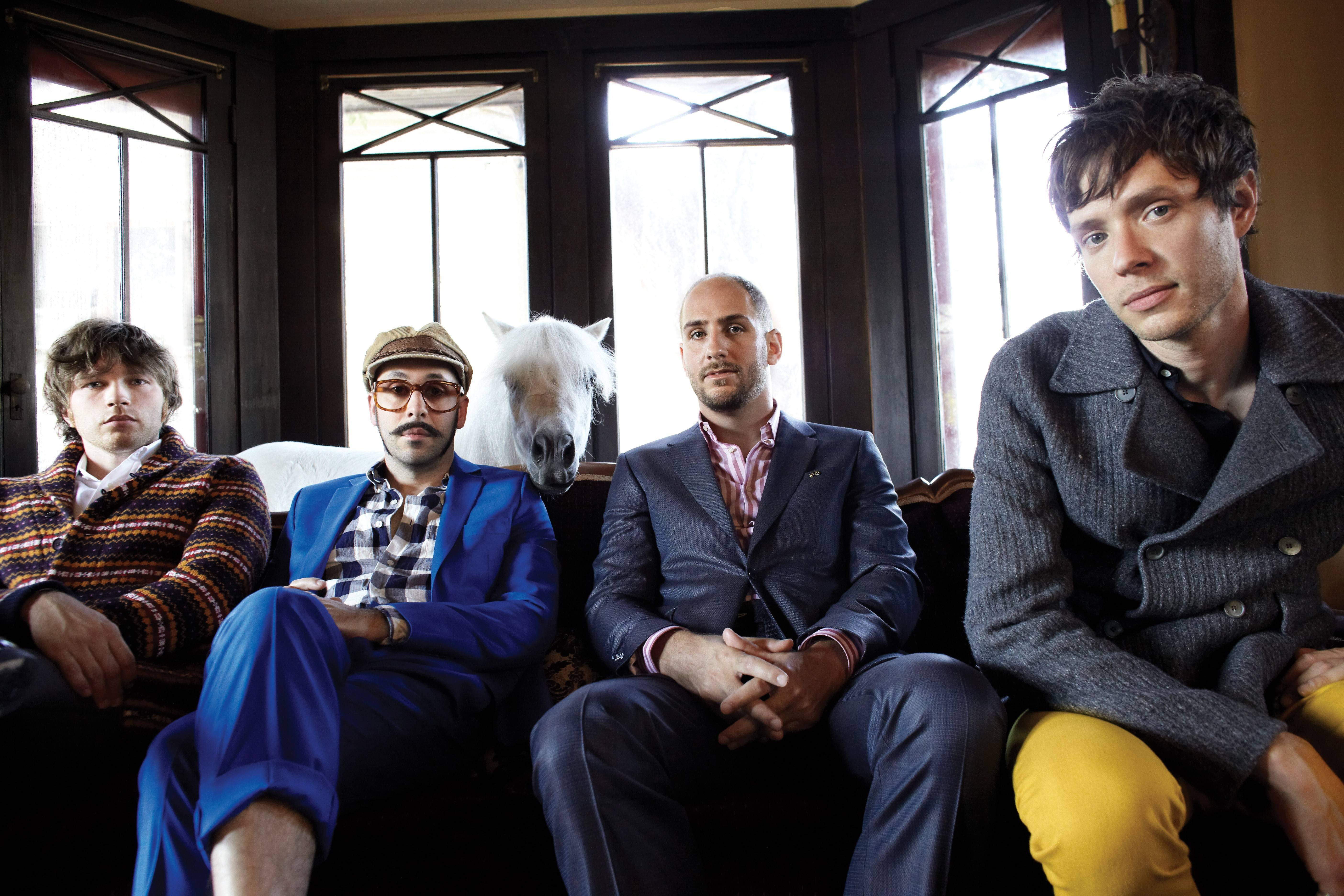 Dan Konopka, of Elmhurst, and his band OK GO will perform at Lincoln Hall in Chicago on Friday, Aug. 15.