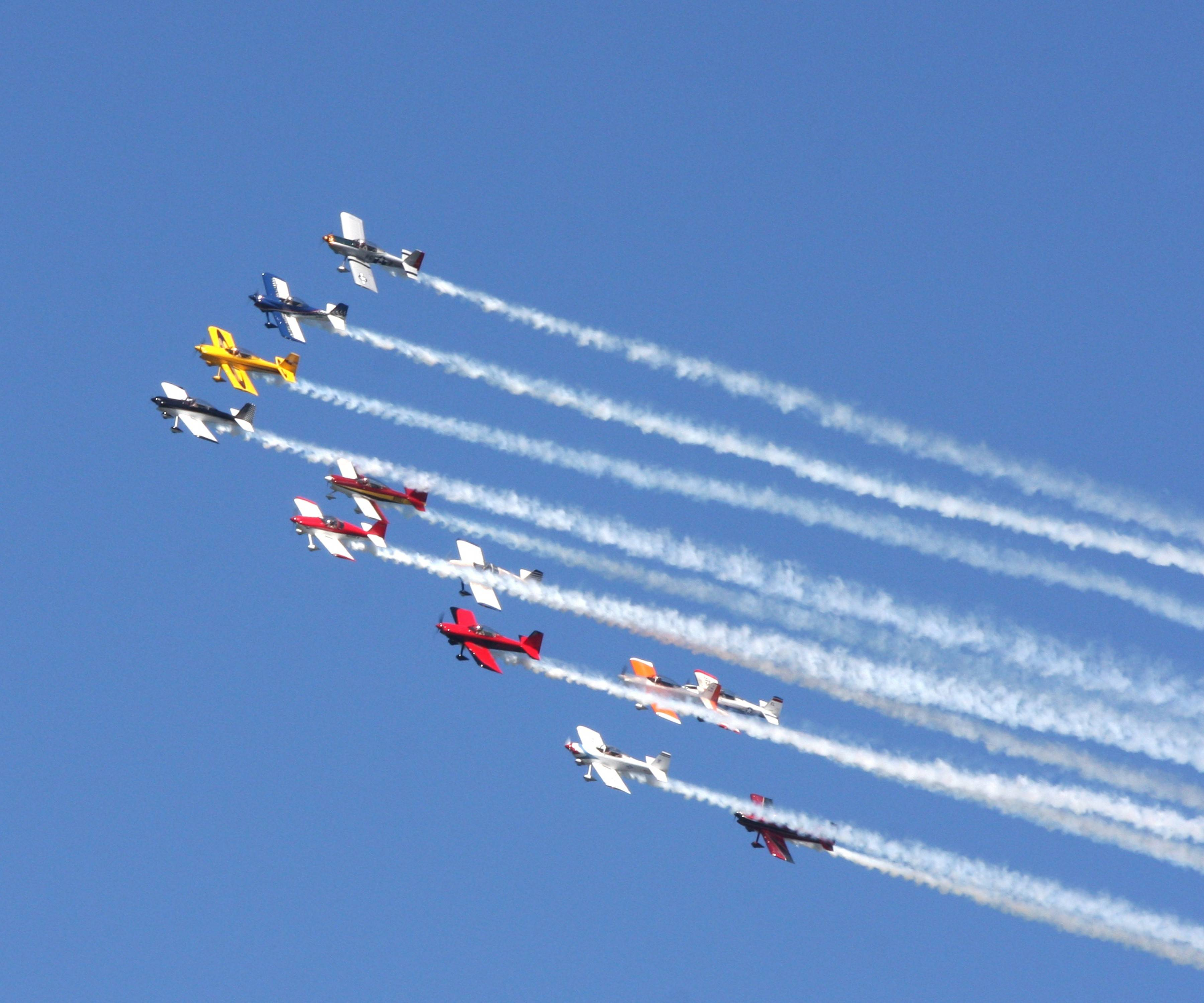 Team AeroDynamix is new to the Chicago Air and Water Show this year.