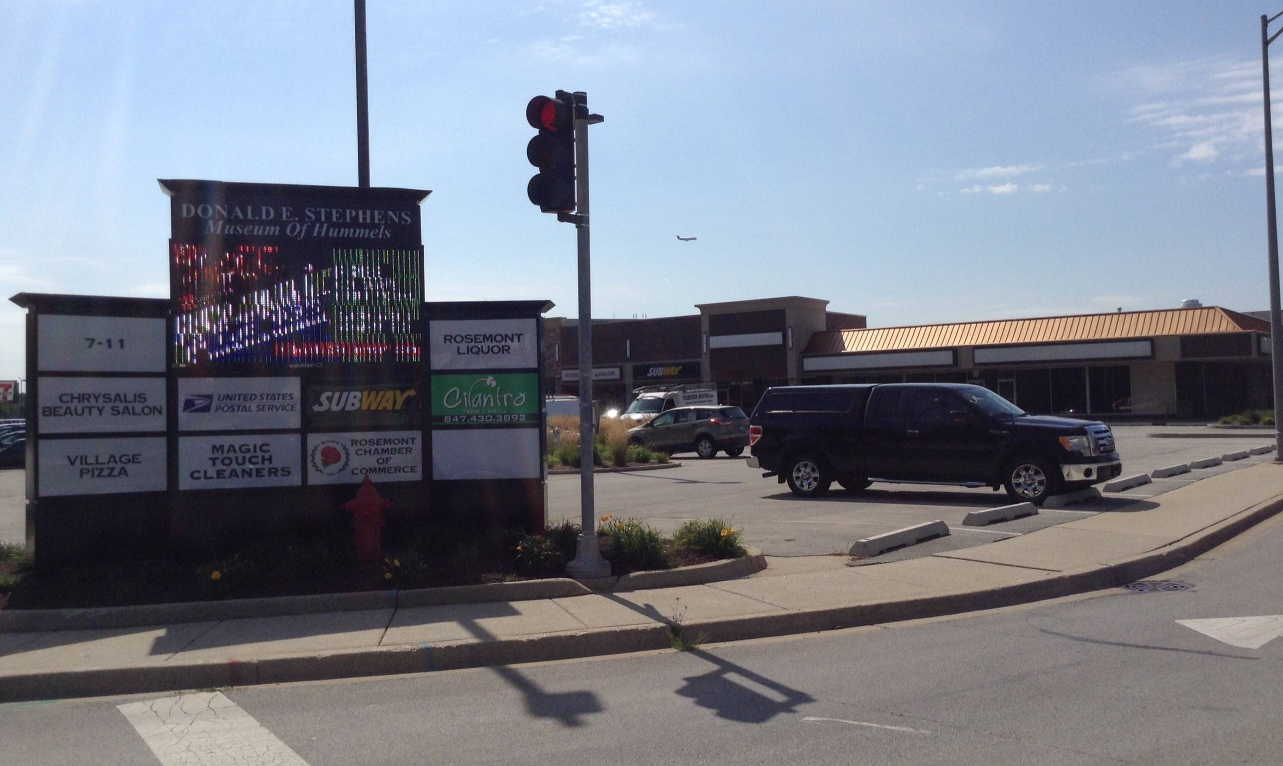 A new Moretti's restaurant is planned for the west side of a strip mall on Higgins Road west of River Road in Rosemont. Restaurant owner Ala Carte Entertainment is buying the plaza from the village for $3.4 million.