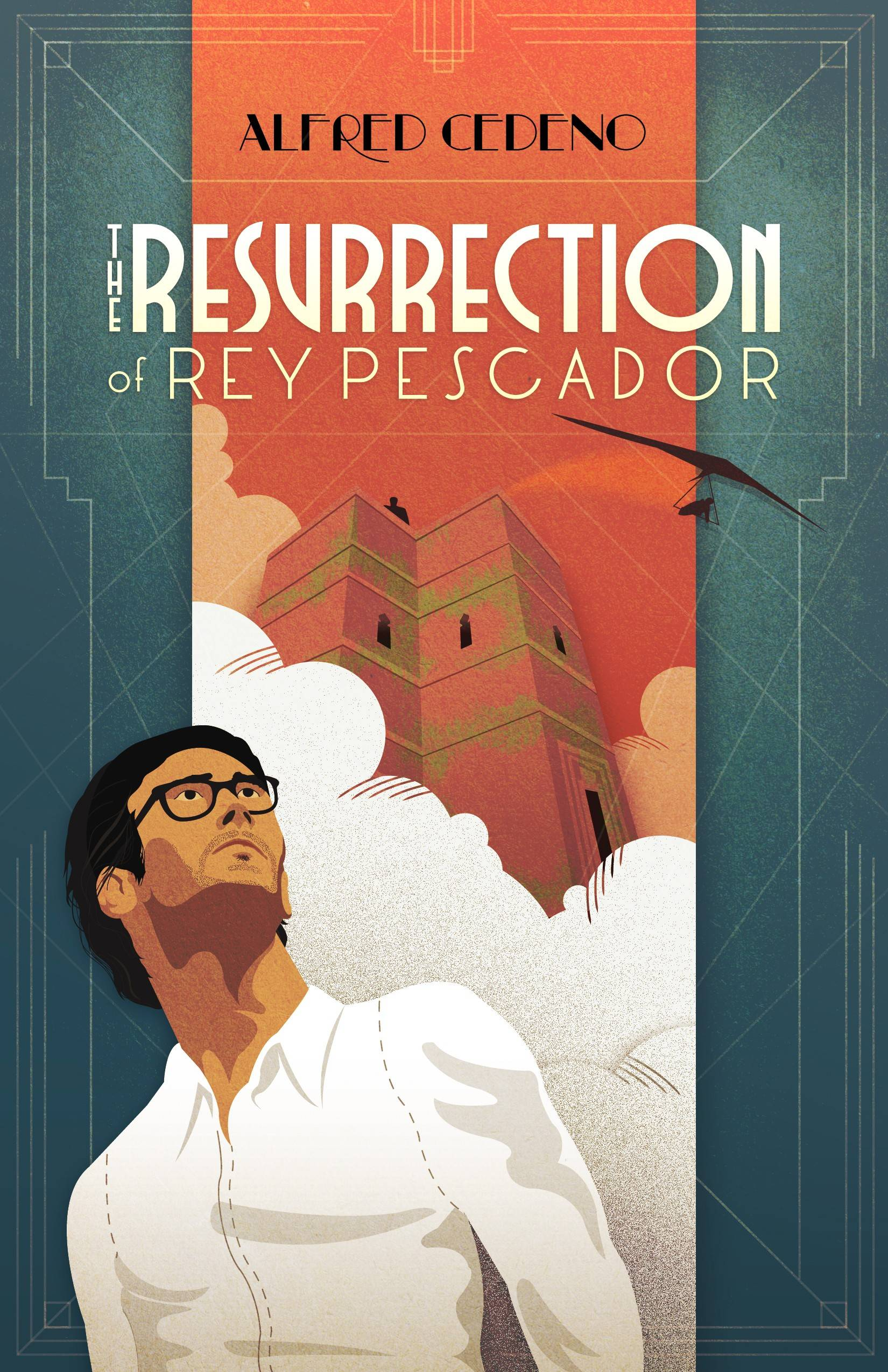 "A book-release party celebrating Alfred Cedeno's debut novel, ""The Resurrection of Rey Pescador,"" is 6 to 8 p.m. Friday, Aug. 15, at River City Roasters, 114 N. Main St., Wheaton."