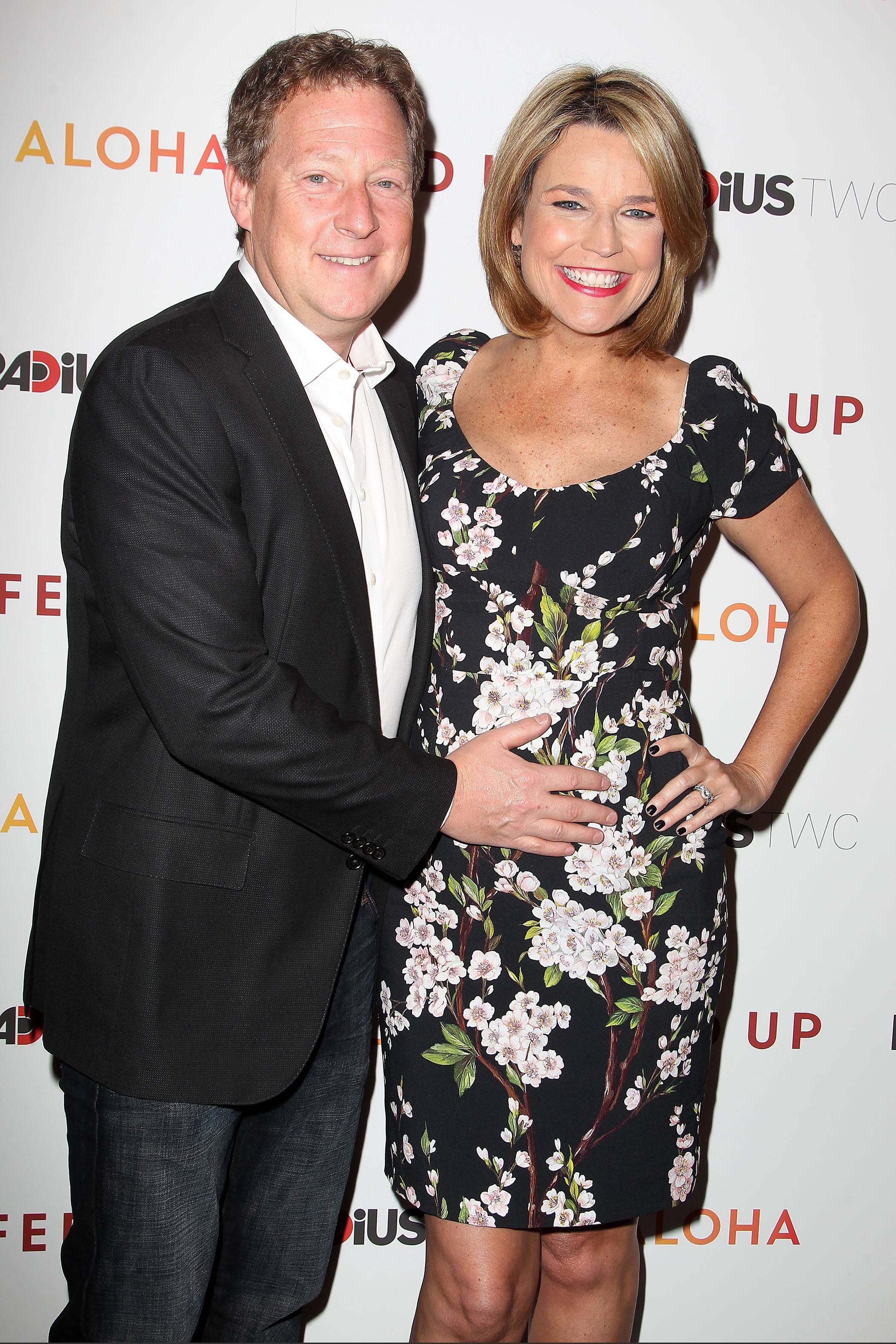 Savannah Guthrie gave birth to daughter Vale Guthrie Feldman on Wednesday in New York. Guthrie is married to communications strategist Michael Feldman.
