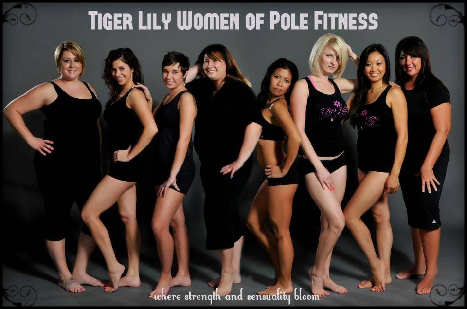 Women who take pole-dancing classes at Tiger Lily Vertical Fitness & Dance in Geneva are part of a sisterhood that welcomes and supports women of all ages and shapes, the owners say.