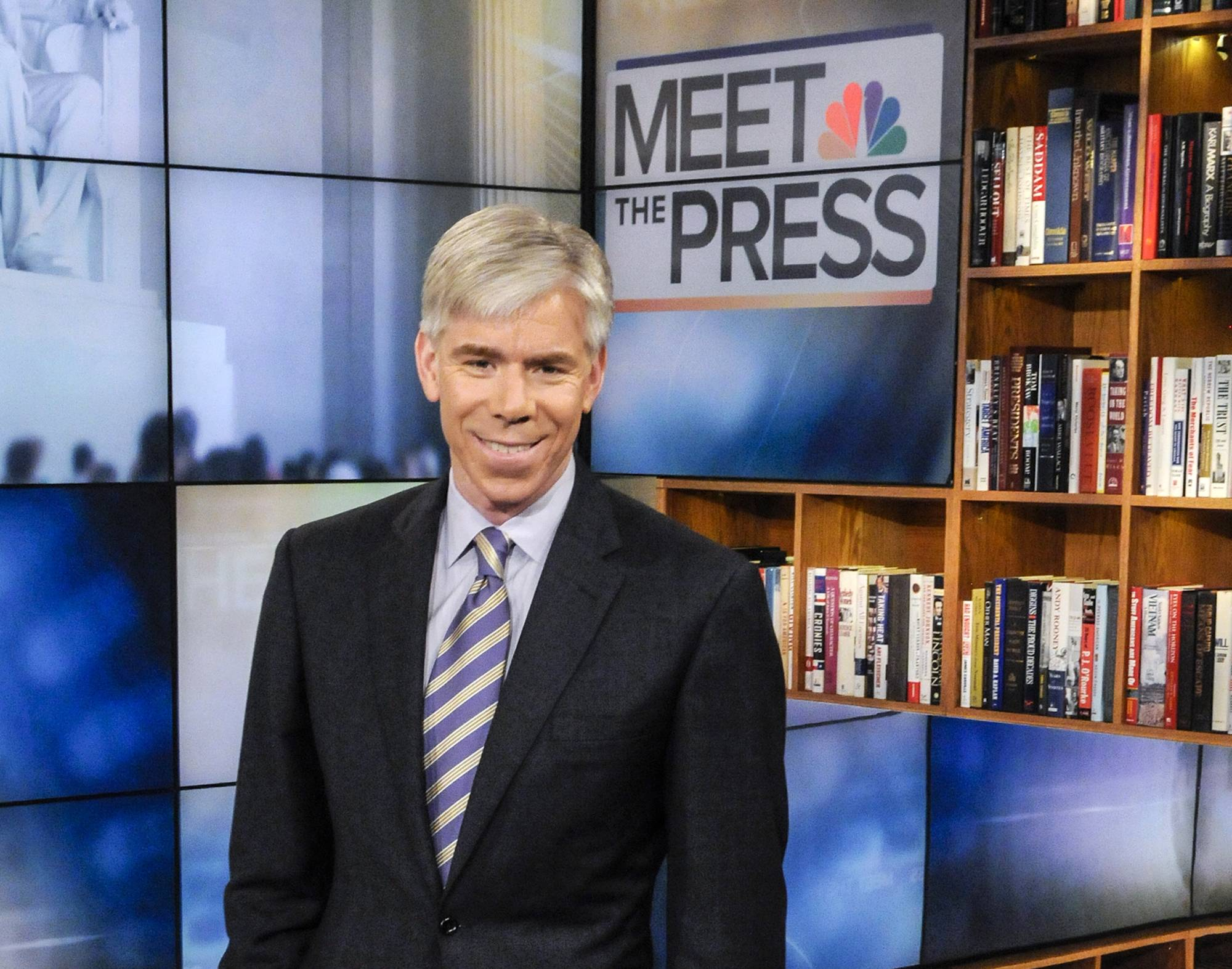 "In tweets posted Thursday, David Gregory said he is leaving NBC as he arrived at it, ""humbled and grateful."""