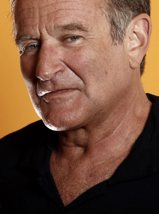 Actor and comedian Robin Williams died Monday. He was 63.