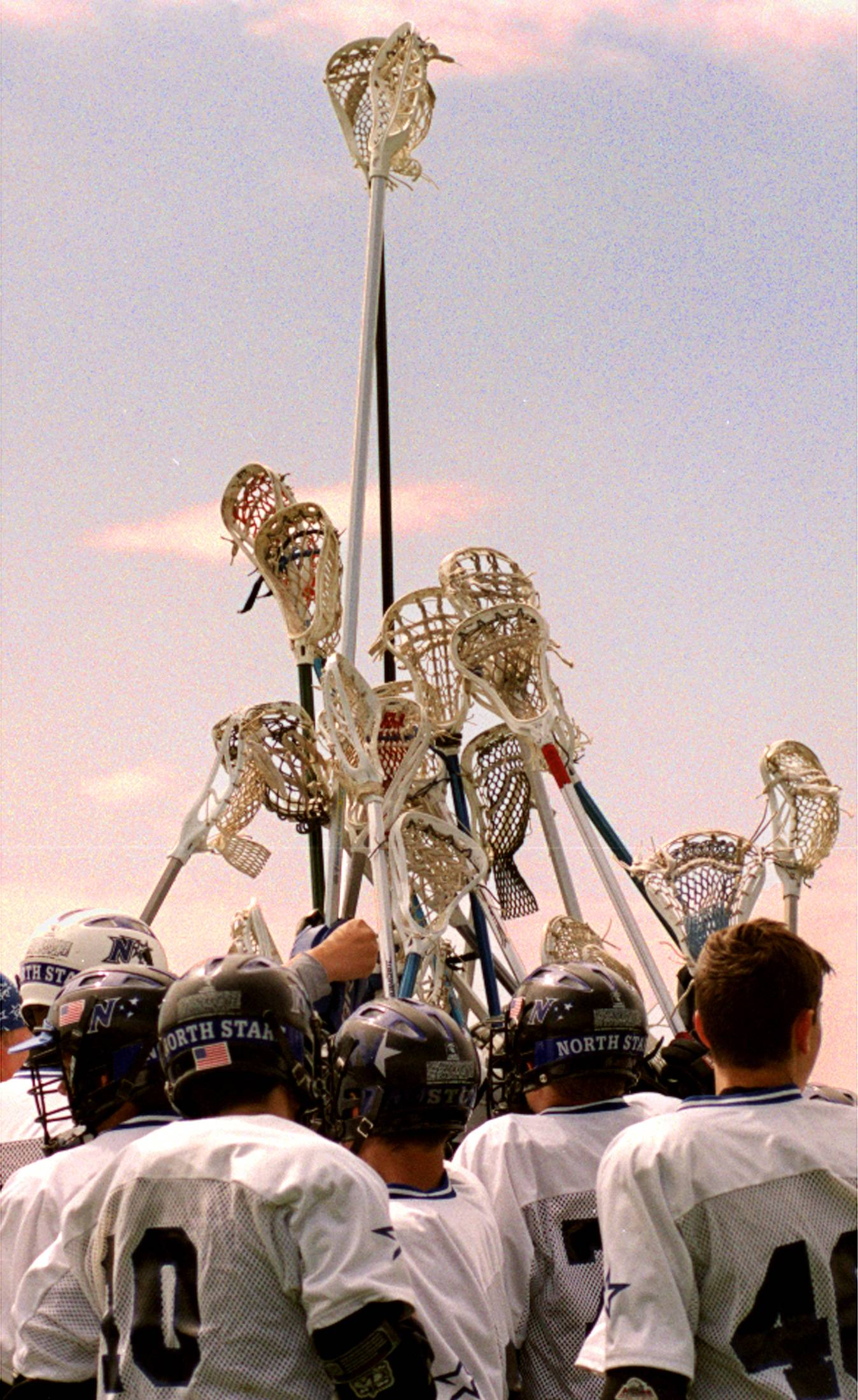 Lacrosse has been an activity for students who attend St. Charles high schools for a long time. But they've never actually played for their schools as a school-sanctioned sport until now. School board members voted this week to add the sport for the 2014-15 school year.