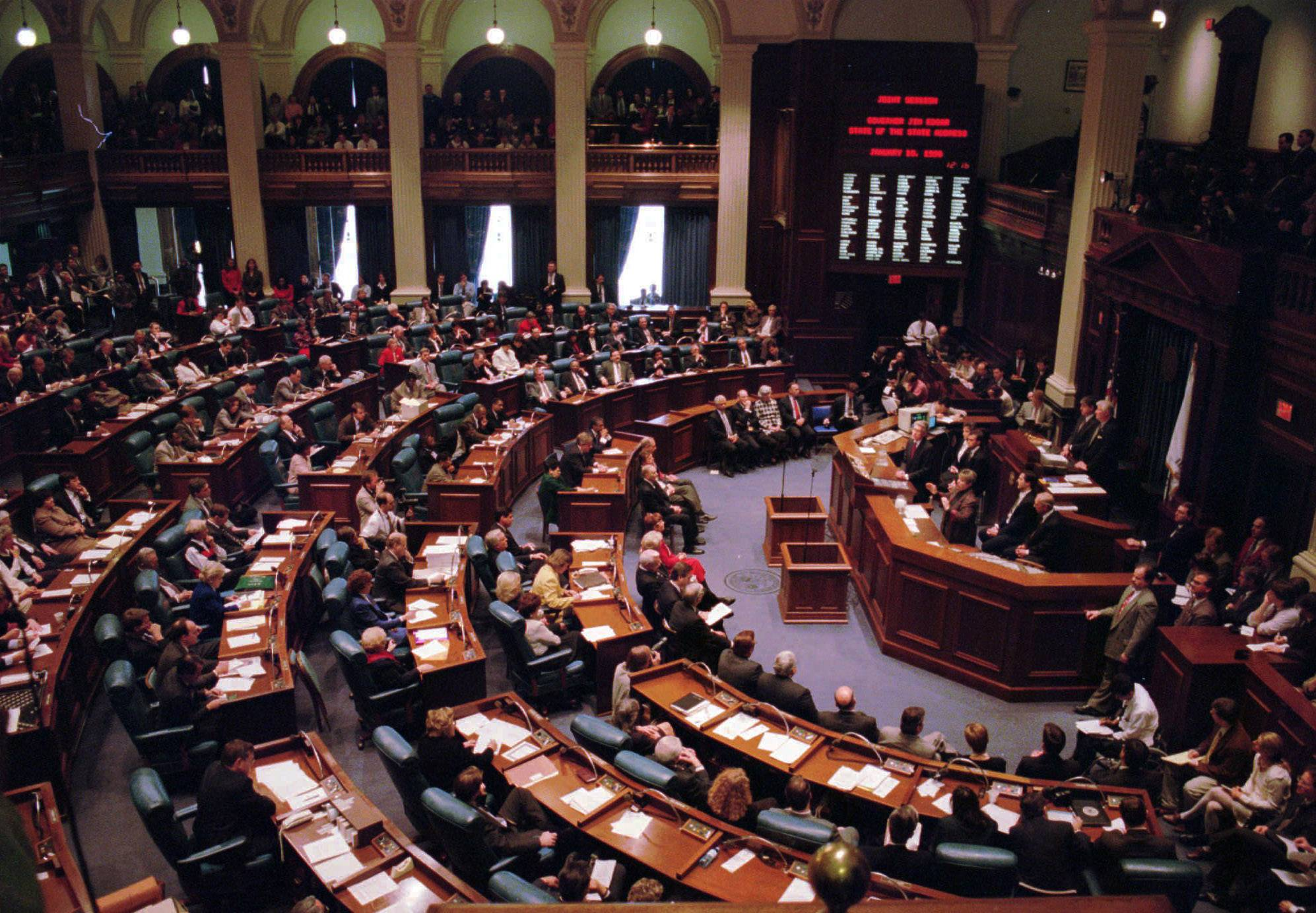 The General Assembly and a state agency share the blame for a government transparency law that was ignored.