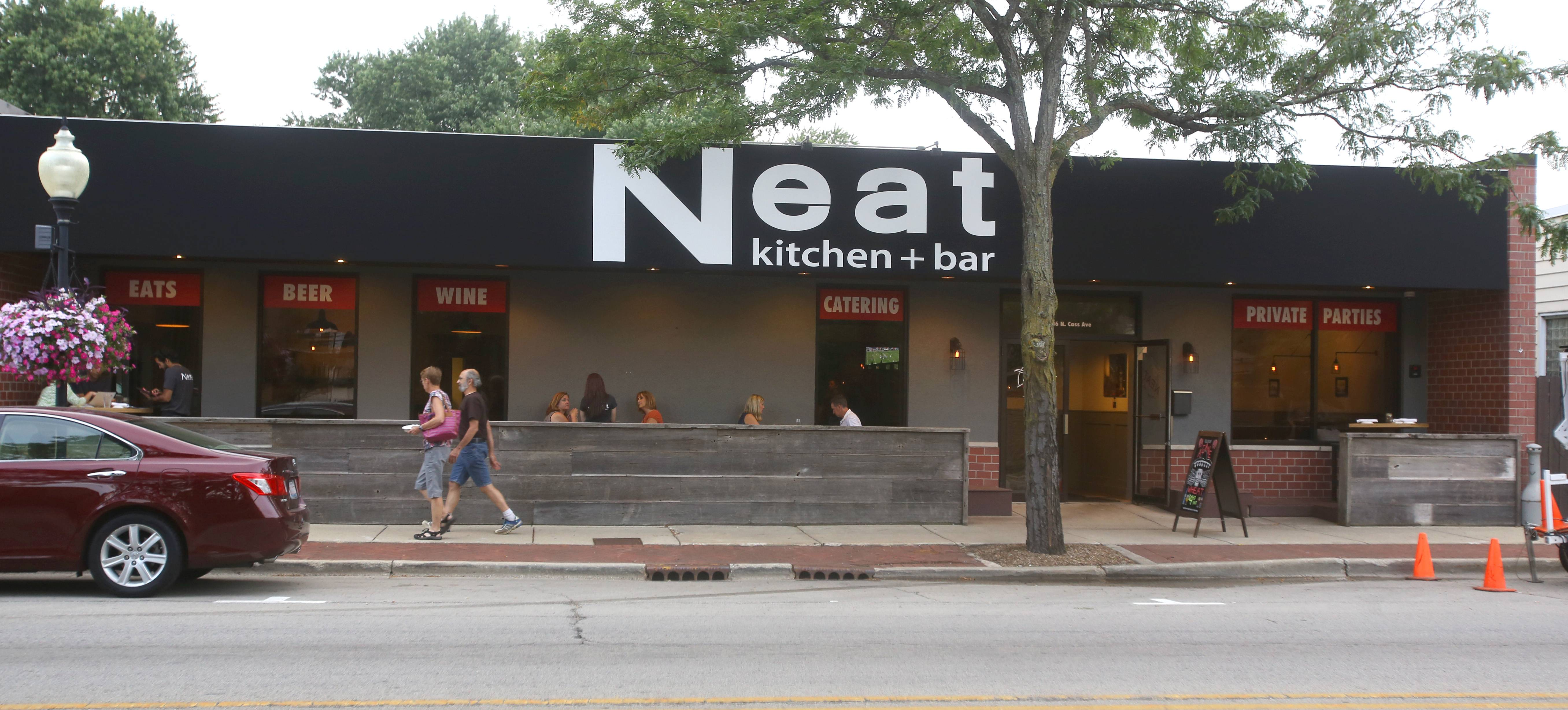 Neat Kitchen & Bar opened last summer in Westmont.