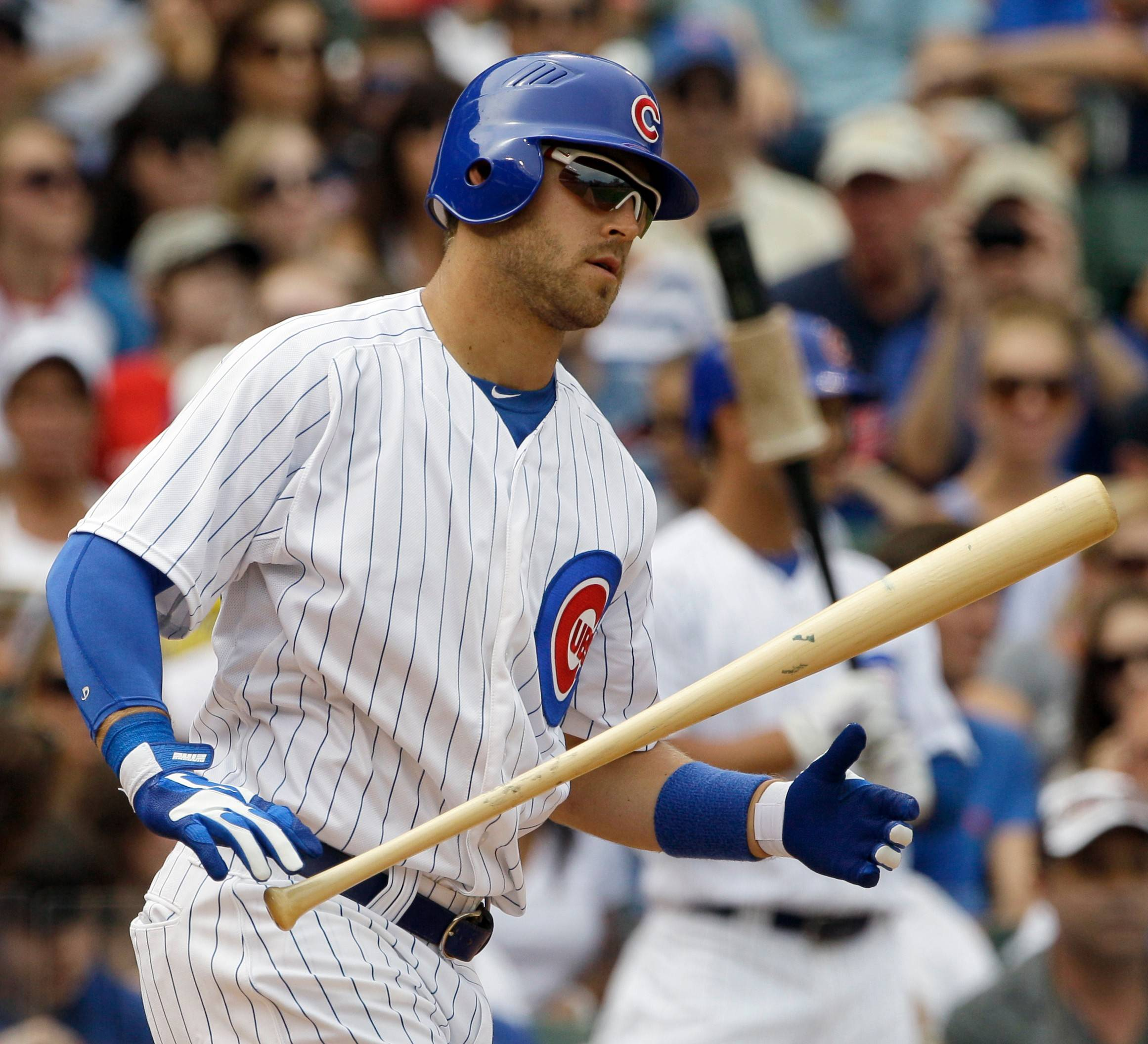 The Cubs have parted ways with former first-round draft pick Brett Jackson. They have traded the minor league outfielder to the Arizona Diamondbacks for pitcher Blake Cooper. Jackson was the Cubs' first-round selection in the 2009 amateur draft.