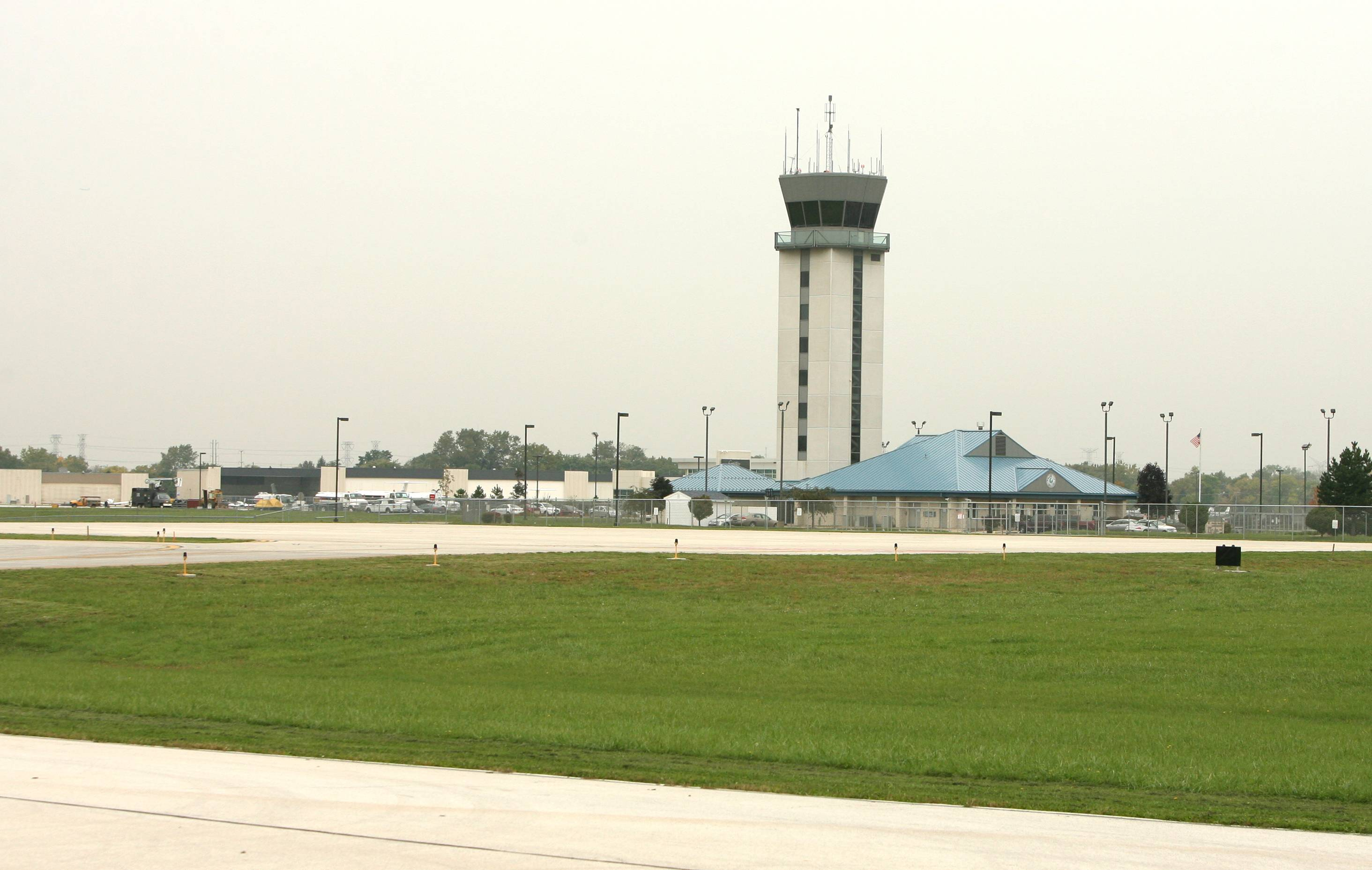In the Roaring Twenties, Chicago Executive Airport in Wheeling was a grassy 40-acre plot, with dirt and sod runways, known as Gauthier's Flying Field.