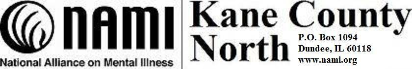 NAMI Kane County North Logo