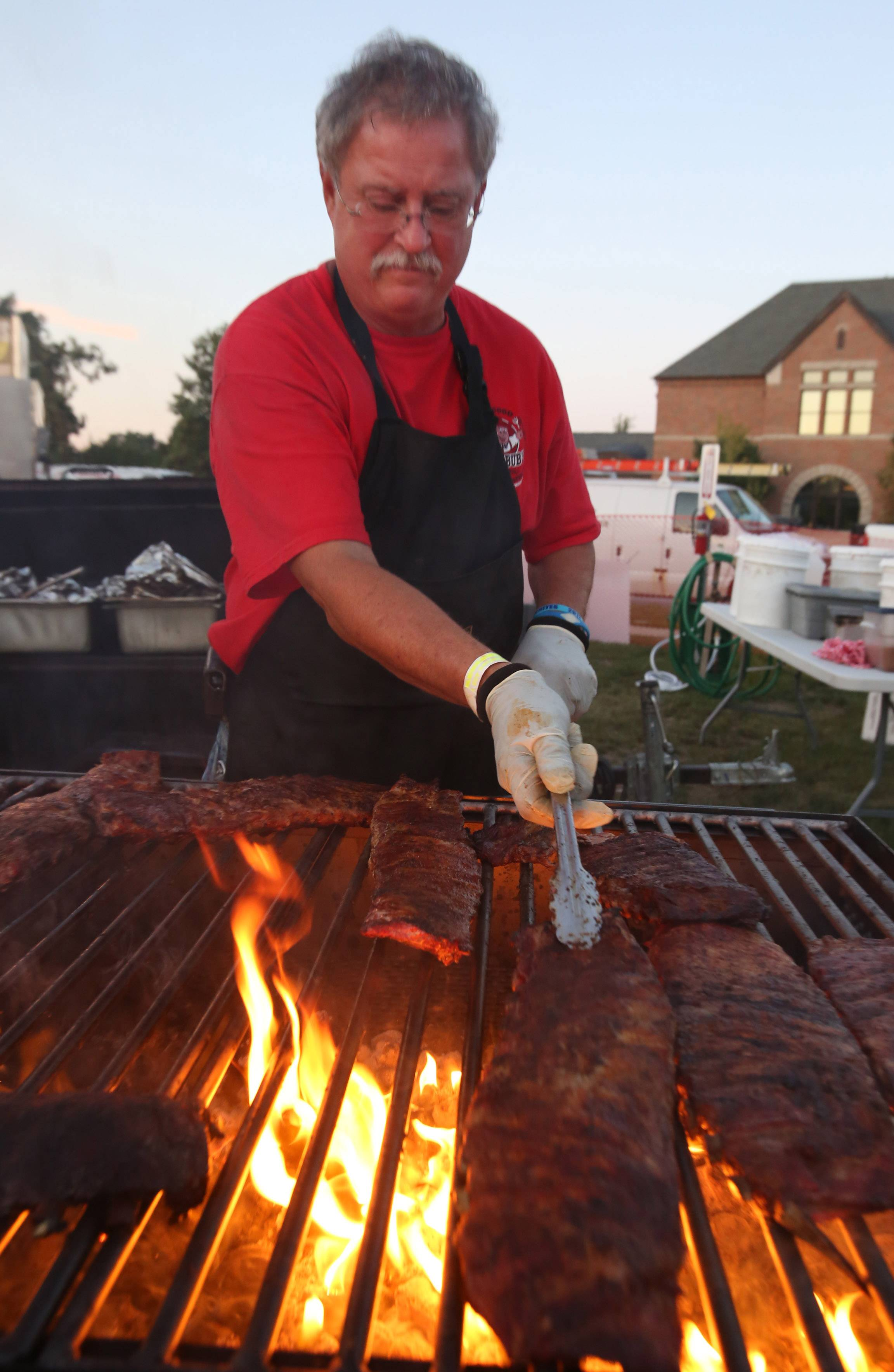 The Vernon Hills Park District's fourth annual Little Bear Ribfest will be Aug. 22 and 23 in Century Park in Vernon Hills.