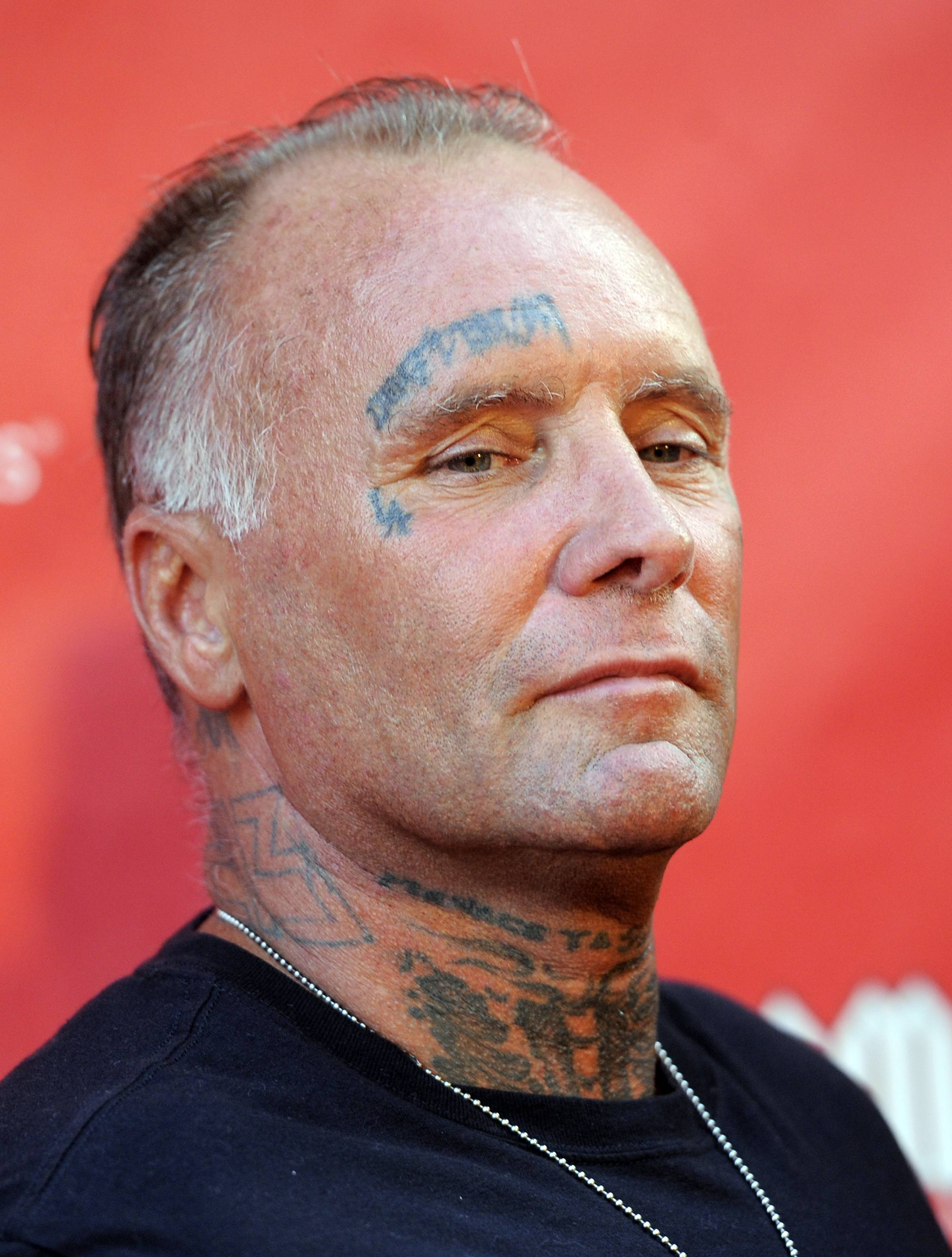 Skateboard legend Jay Adams