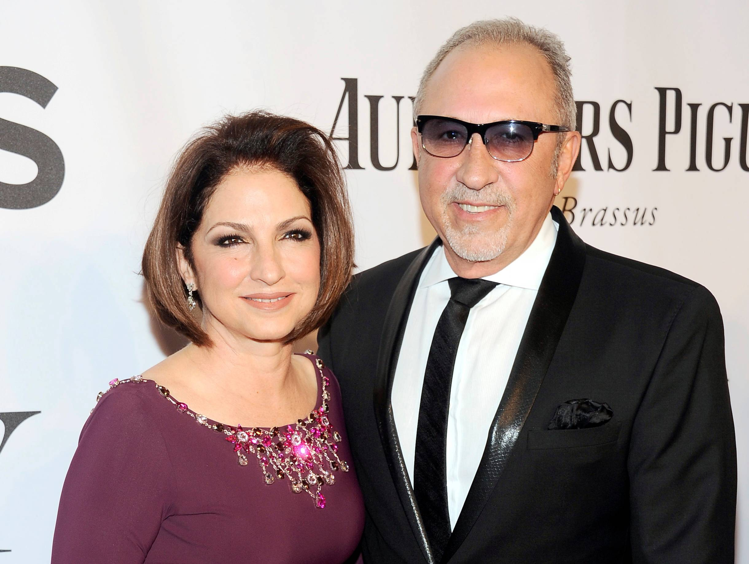"The musical ""On Your Feet!"" -- about the lives of Gloria Estefan, left, and Emilio Estefan -- comes to Chicago in June 2015 for a pre-Broadway run."