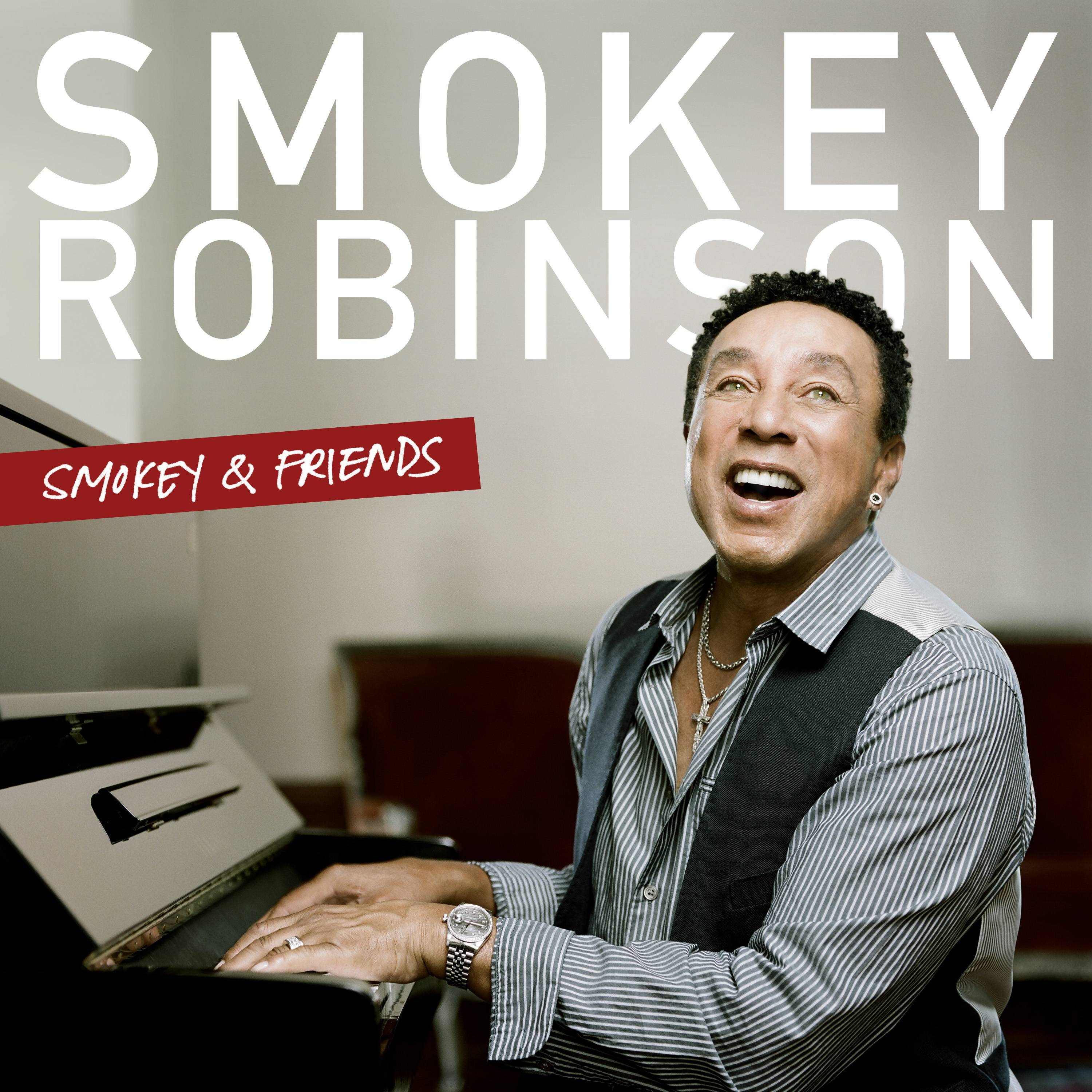 "Smokey Robinson pairs with artists young and old on ""Smokey & Friends."""