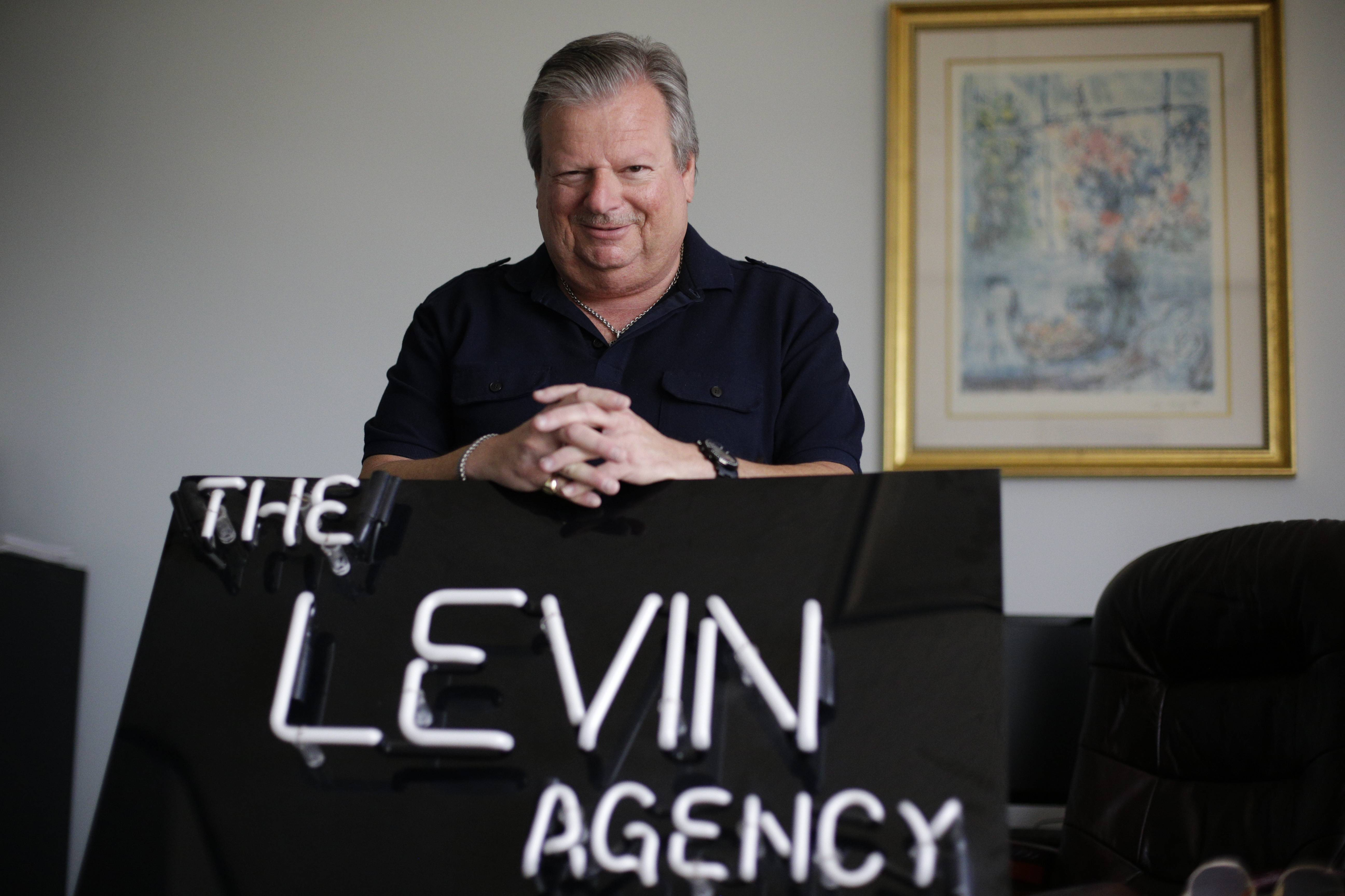 In Hollywood, where seemingly everyone wants to be a star, but very few look like James Franco or Scarlett Johansson, Sid Levin is the talent agent who represents the people who look like the rest of us.