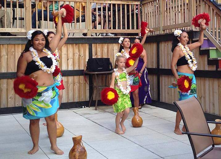 Elgin's iFest Saturday will feature Hawaiian and Tahitian dancers.