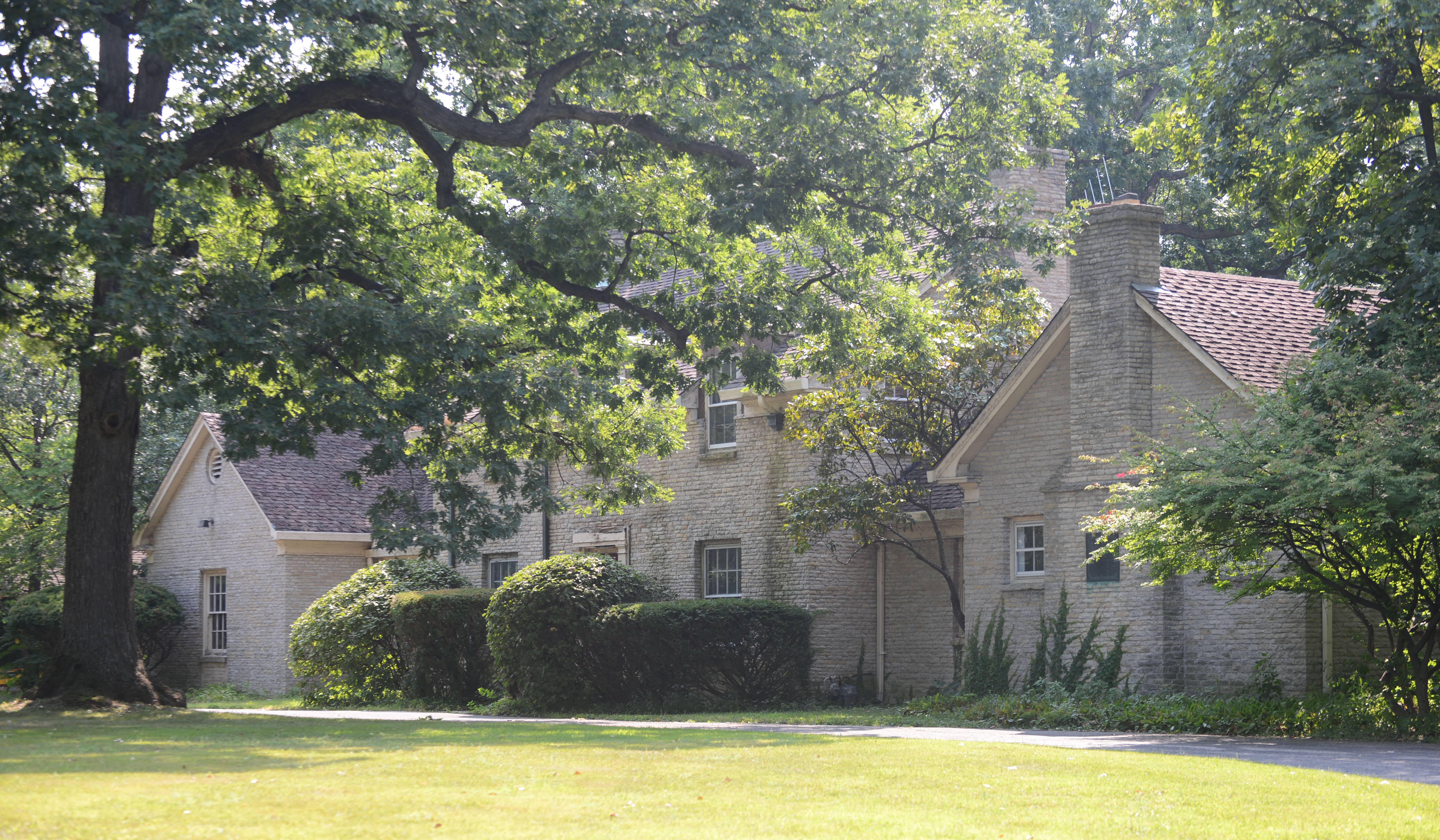 A preservation group is asking the DuPage County Forest Preserve District to fix the roof at the McKee House in Churchill Woods Forest Preserve near Glen Ellyn.
