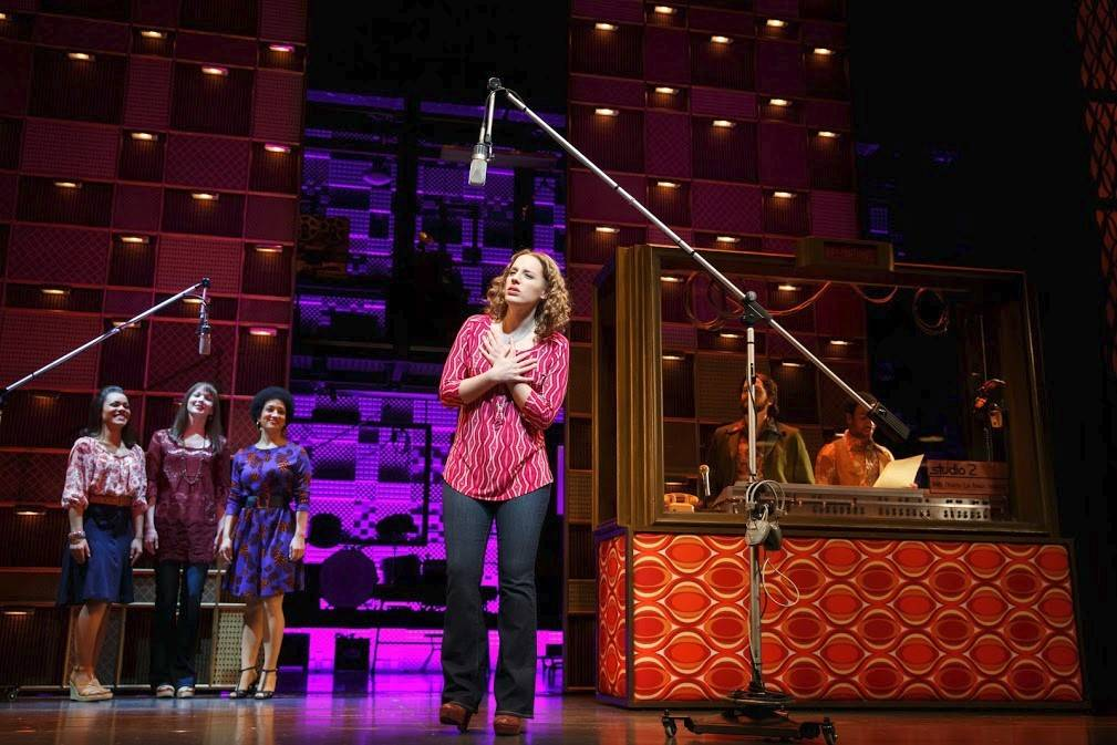 "Jessie Mueller stars as Carole King in ""Beautiful"" on Broadway. The Tony Award-winning musical comes to Chicago next year."