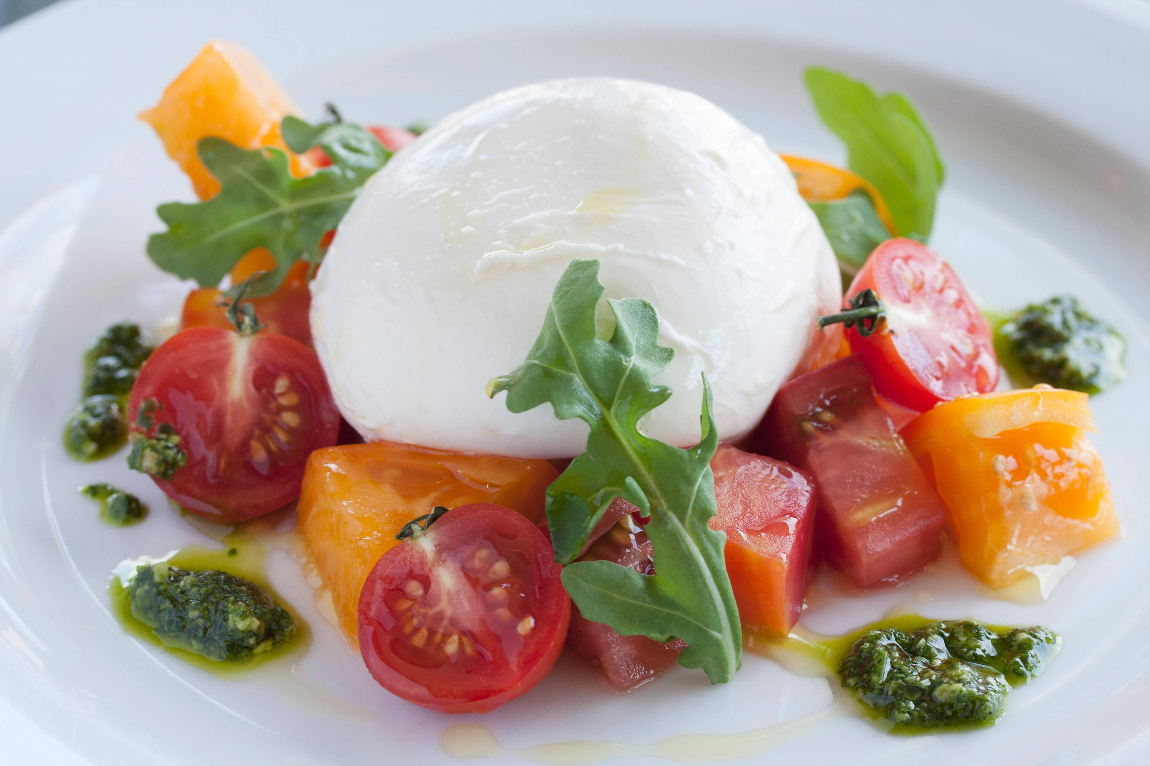 Tomato Fest at Francesca's at The Promenade runs through Aug. 31.