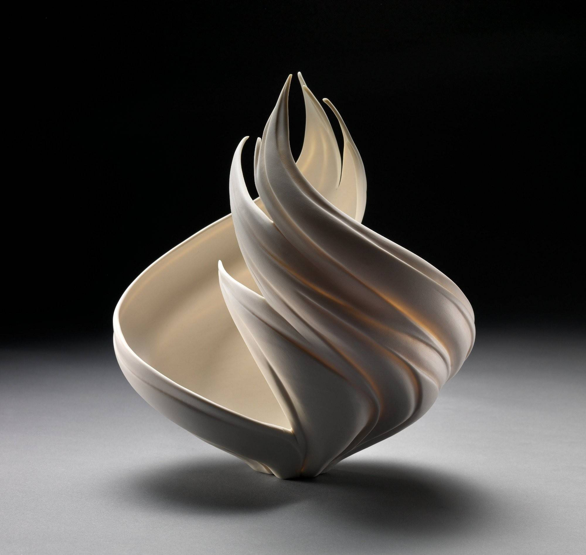 See ceramic works by Jennifer McCurdy of Vineyard Haven, Mass., at the American Craft Exposition at Northwestern University's Henry Crown Sports Pavilion in Evanston through Sunday, Aug. 24.