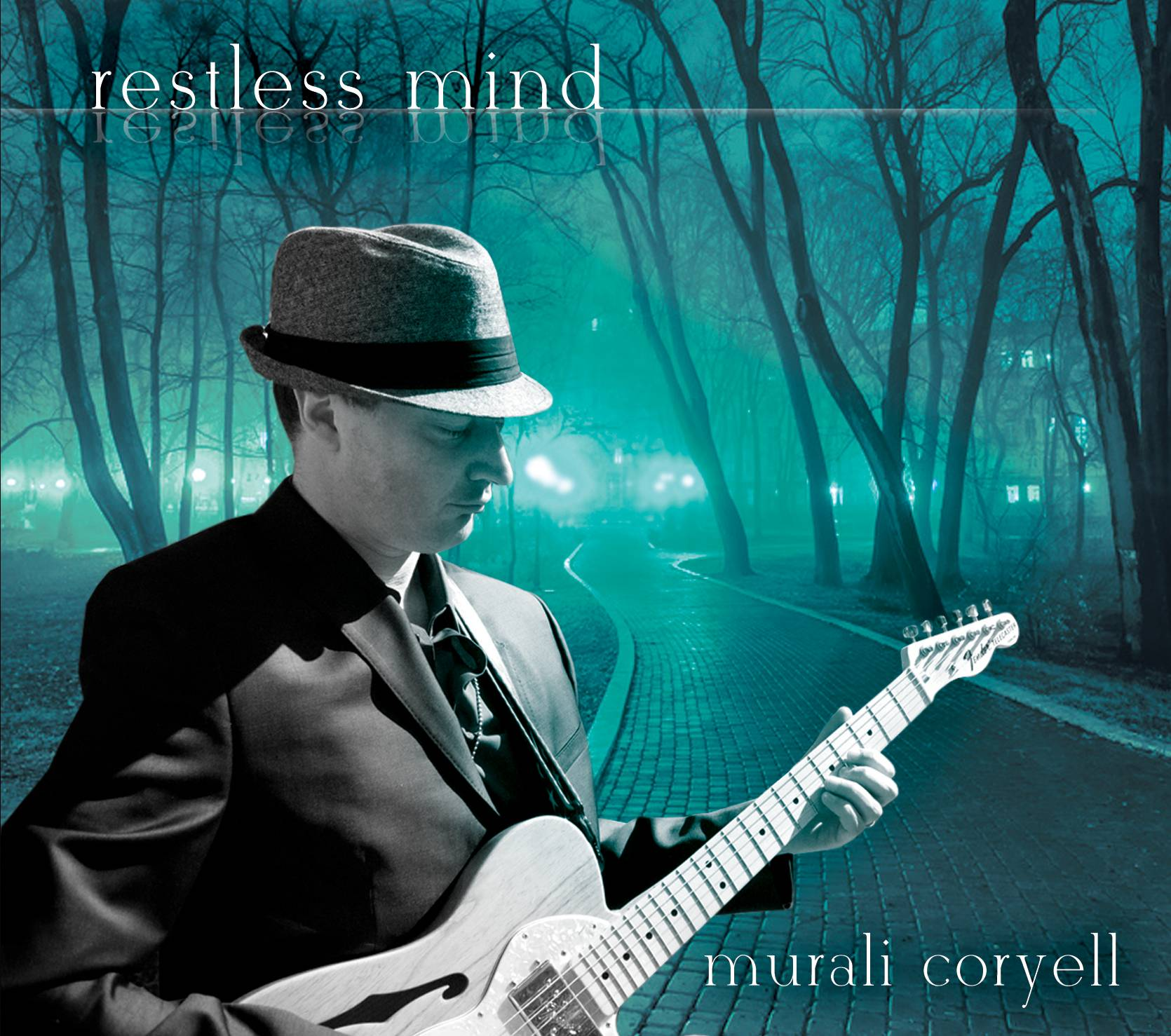 "Murali Coryell's warm style of R&B soothes the soul on ""Restless Mind."""