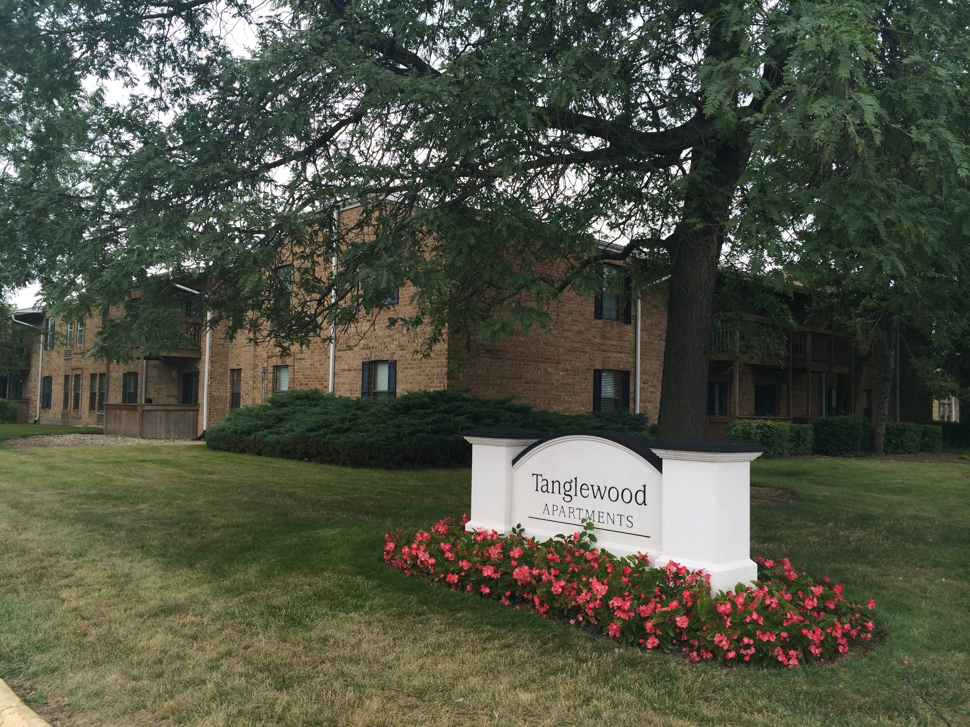 A 12-year-old girl died after being pulled Monday afternoon from a pool at the Tanglewood Apartments in Arlington Heights.