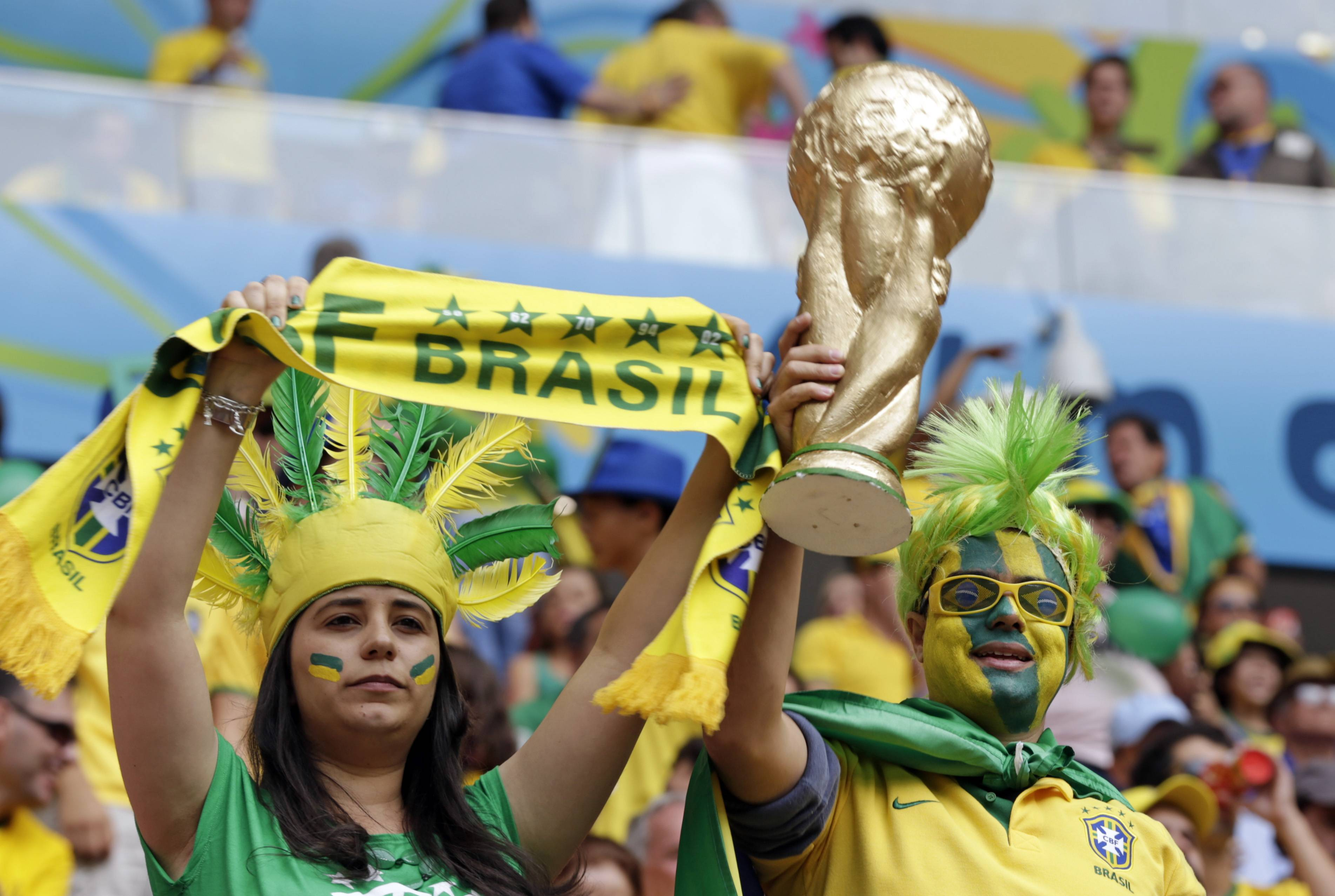 The economic impact the World Cup had on Brazil differs with who one talks to in that country, a North Central College student found during a three-week study this summer.